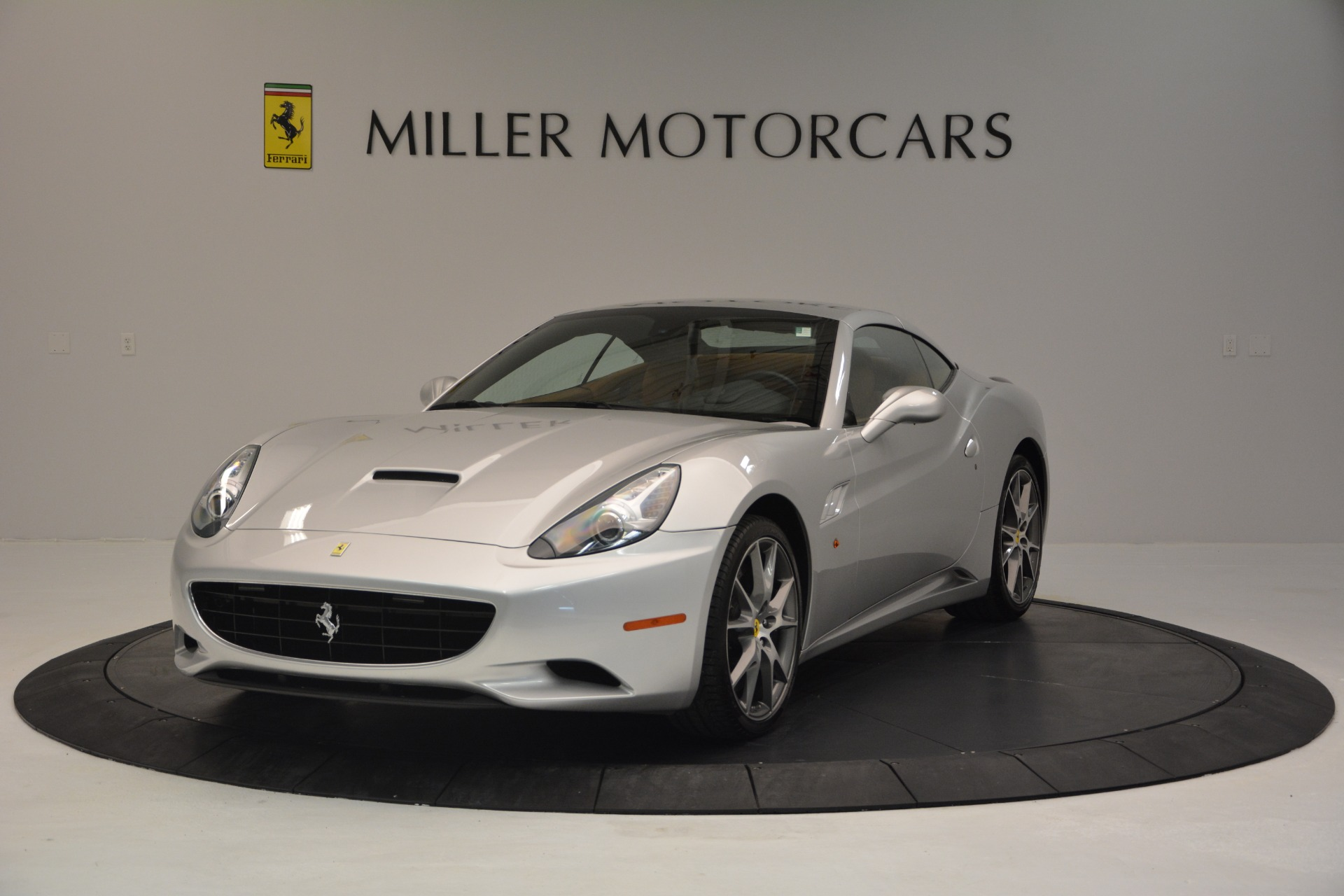 Used 2010 Ferrari California  For Sale 99900 In Greenwich, CT
