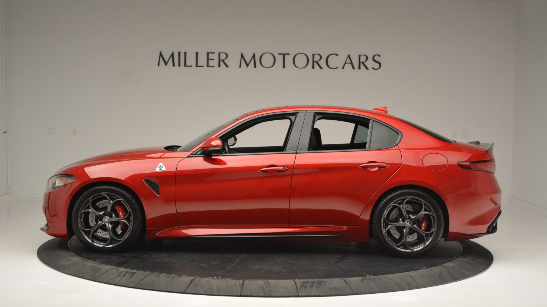 Used 2017 Alfa Romeo Giulia Quadrifoglio  For Sale 0 In Greenwich, CT