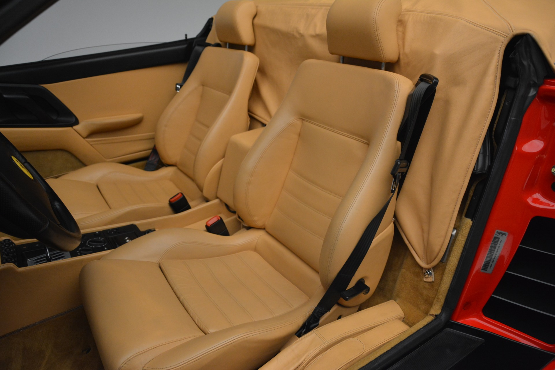 Used 1997 Ferrari 355 Spider 6-Speed Manual For Sale 0 In Greenwich, CT