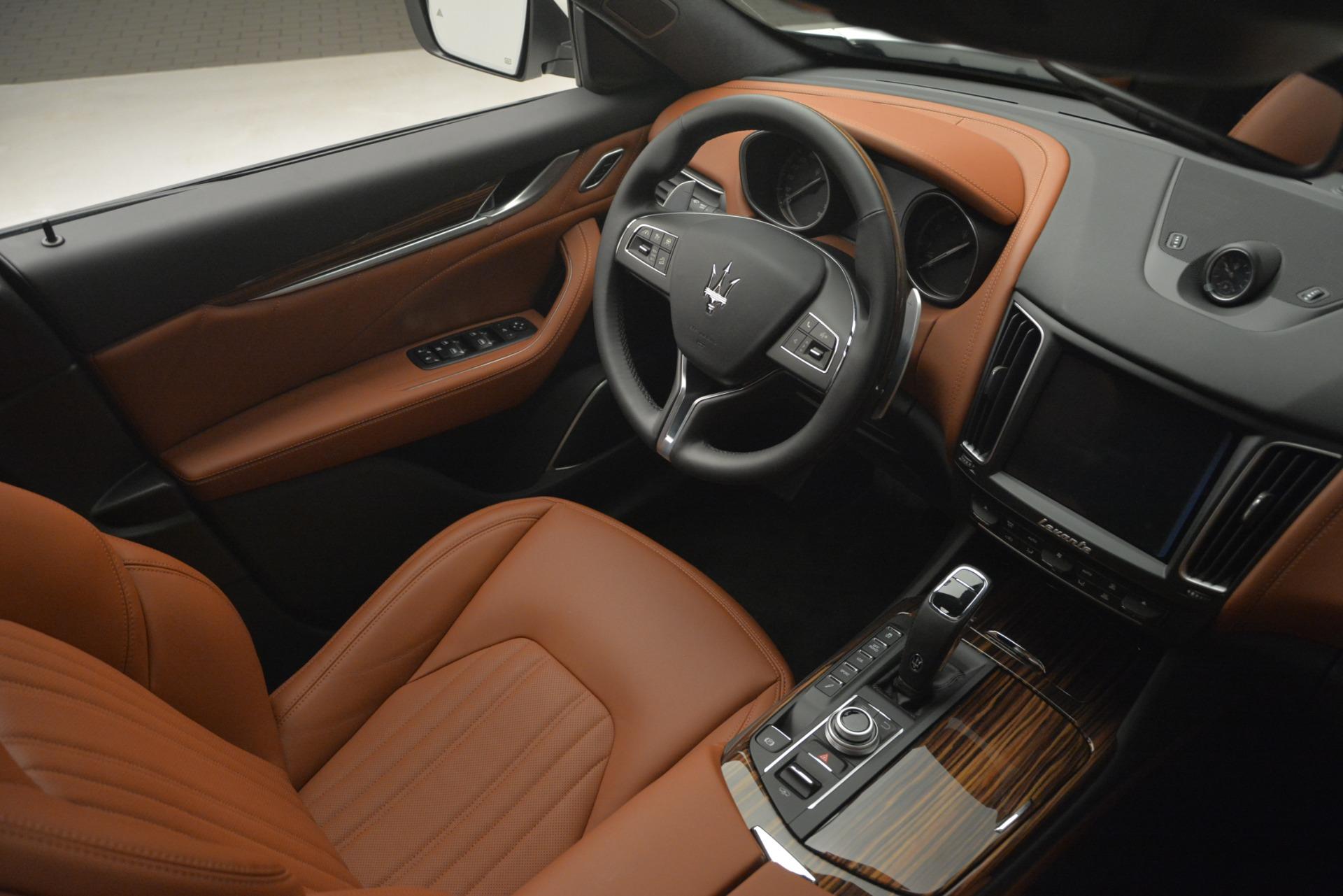 New 2019 Maserati Levante Q4 GranLusso For Sale 88505 In Greenwich, CT