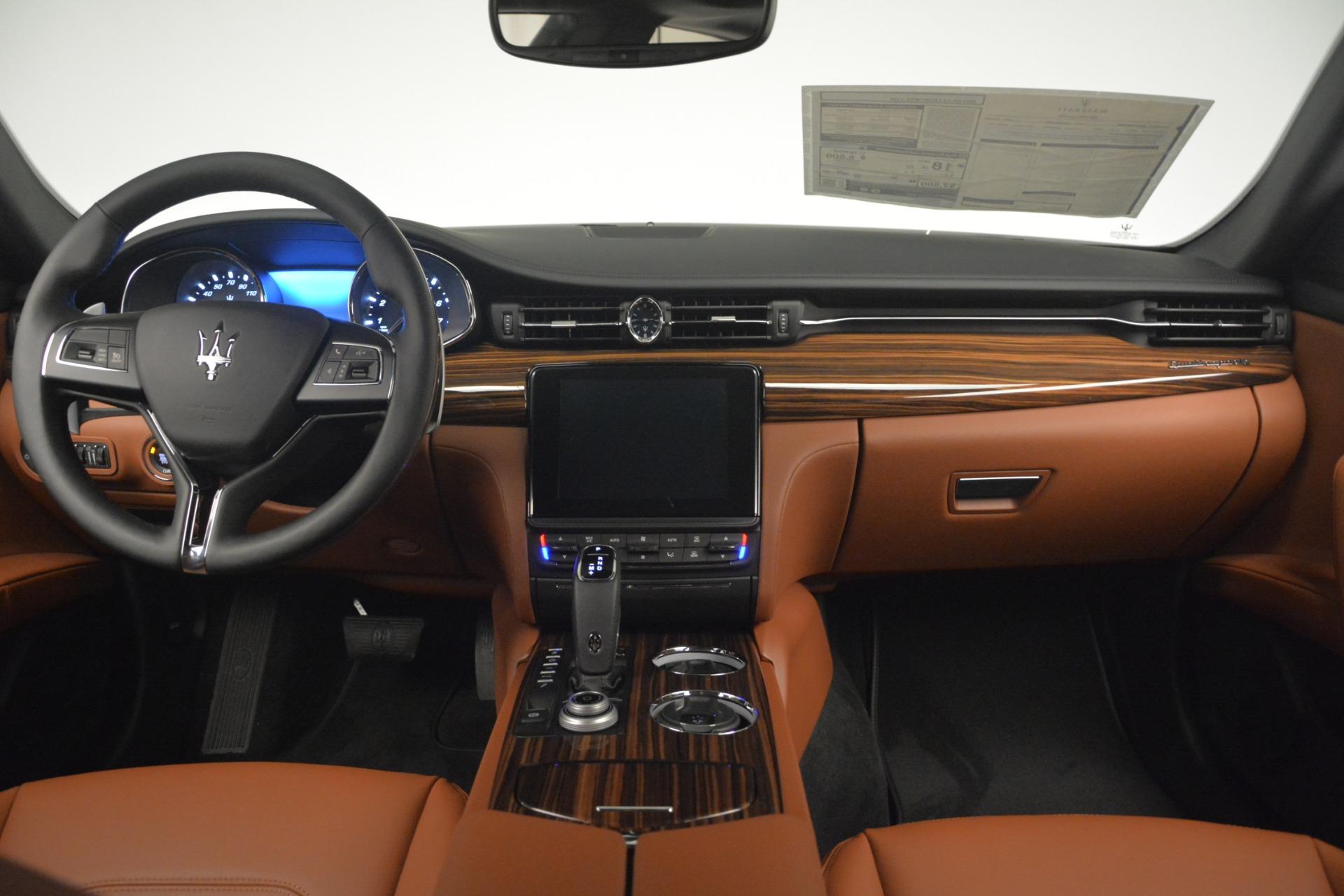 New 2019 Maserati Quattroporte S Q4 For Sale 119555 In Greenwich, CT