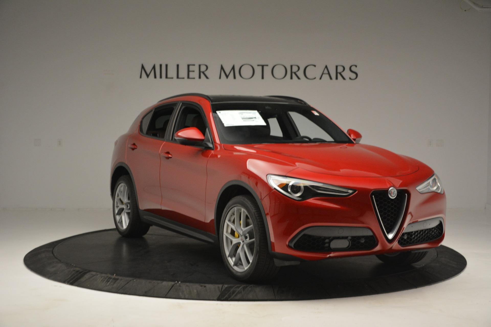 New 2019 Alfa Romeo Stelvio Ti Sport Q4 For Sale 56290 In Greenwich, CT