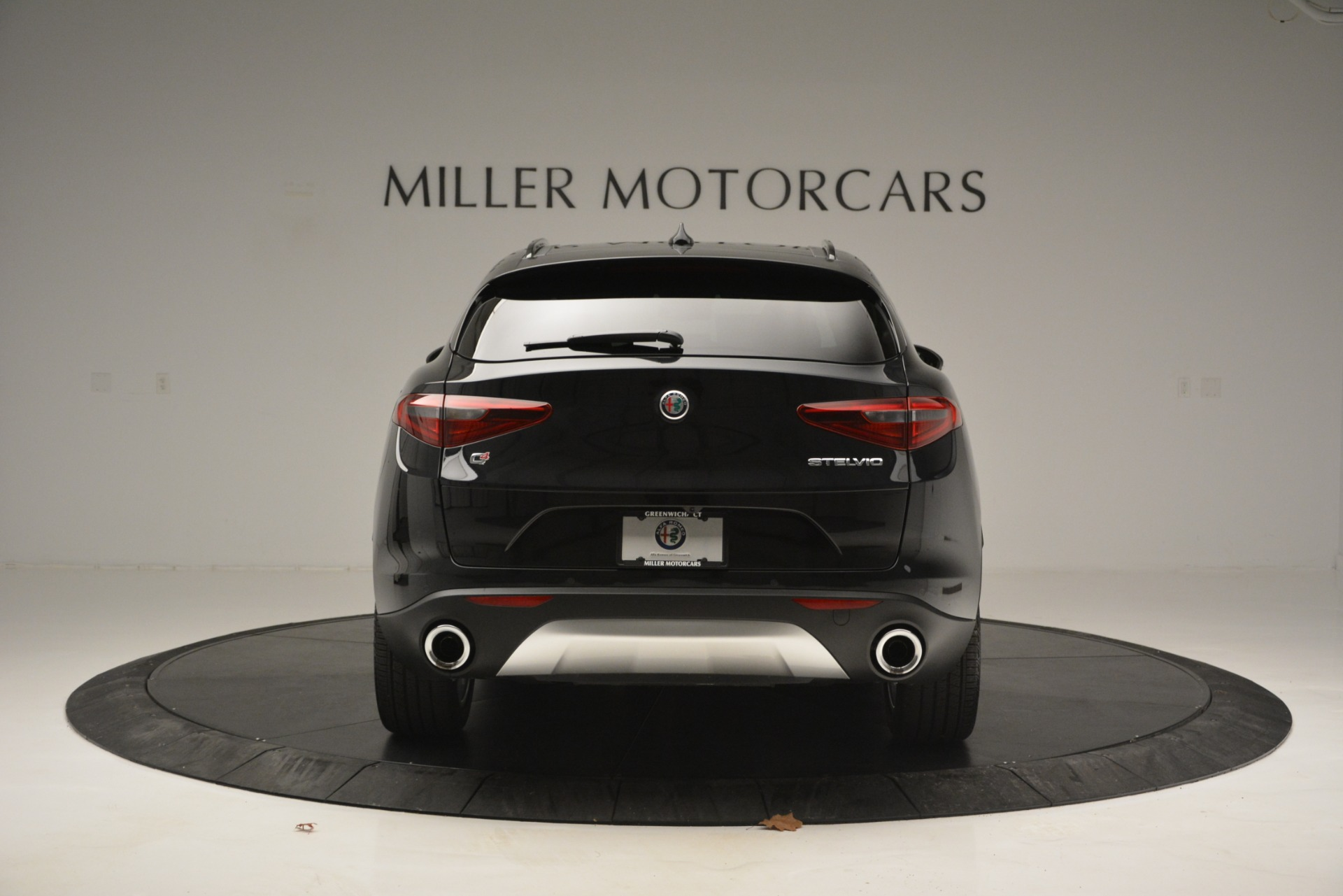 New 2019 Alfa Romeo Stelvio Ti Sport Q4 For Sale 0 In Greenwich, CT