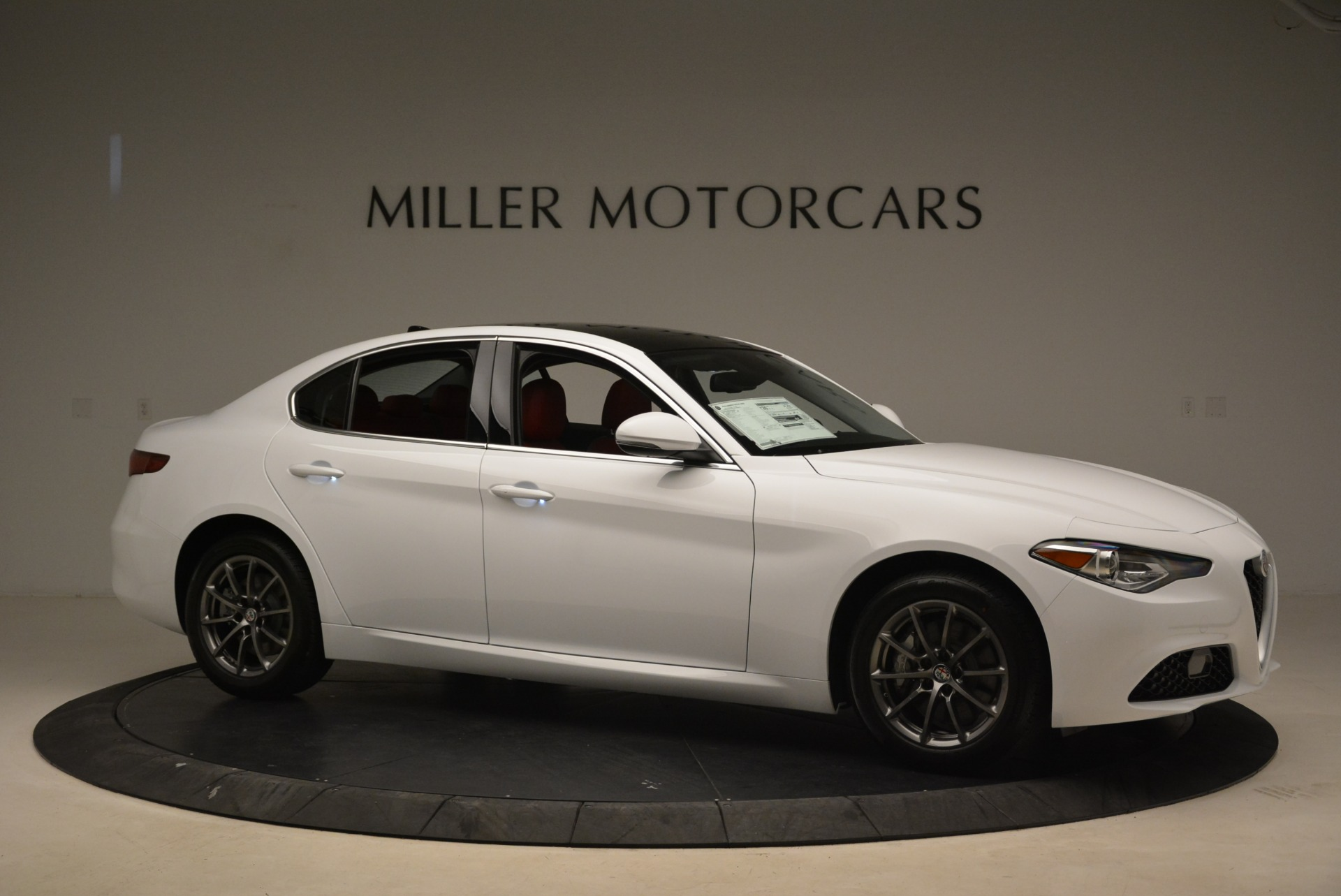 New 2019 Alfa Romeo Giulia Q4 For Sale 43440 In Greenwich, CT