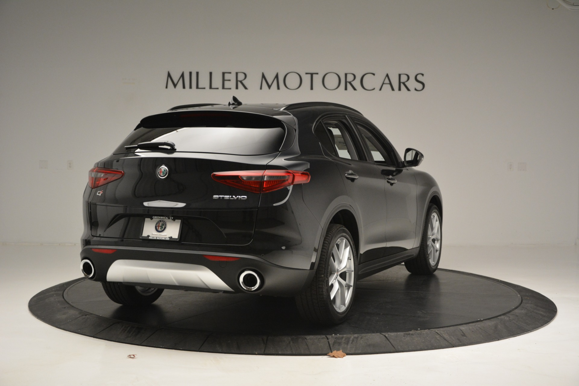New 2019 Alfa Romeo Stelvio Sport Q4 For Sale 49940 In Greenwich, CT