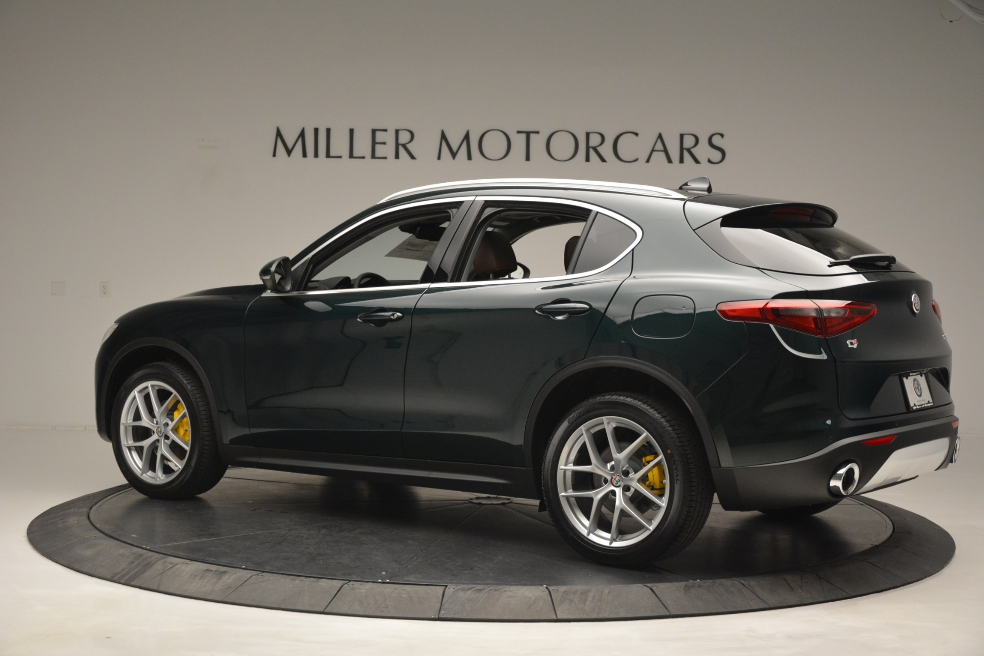 New 2019 Alfa Romeo Stelvio Q4 For Sale 48990 In Greenwich, CT