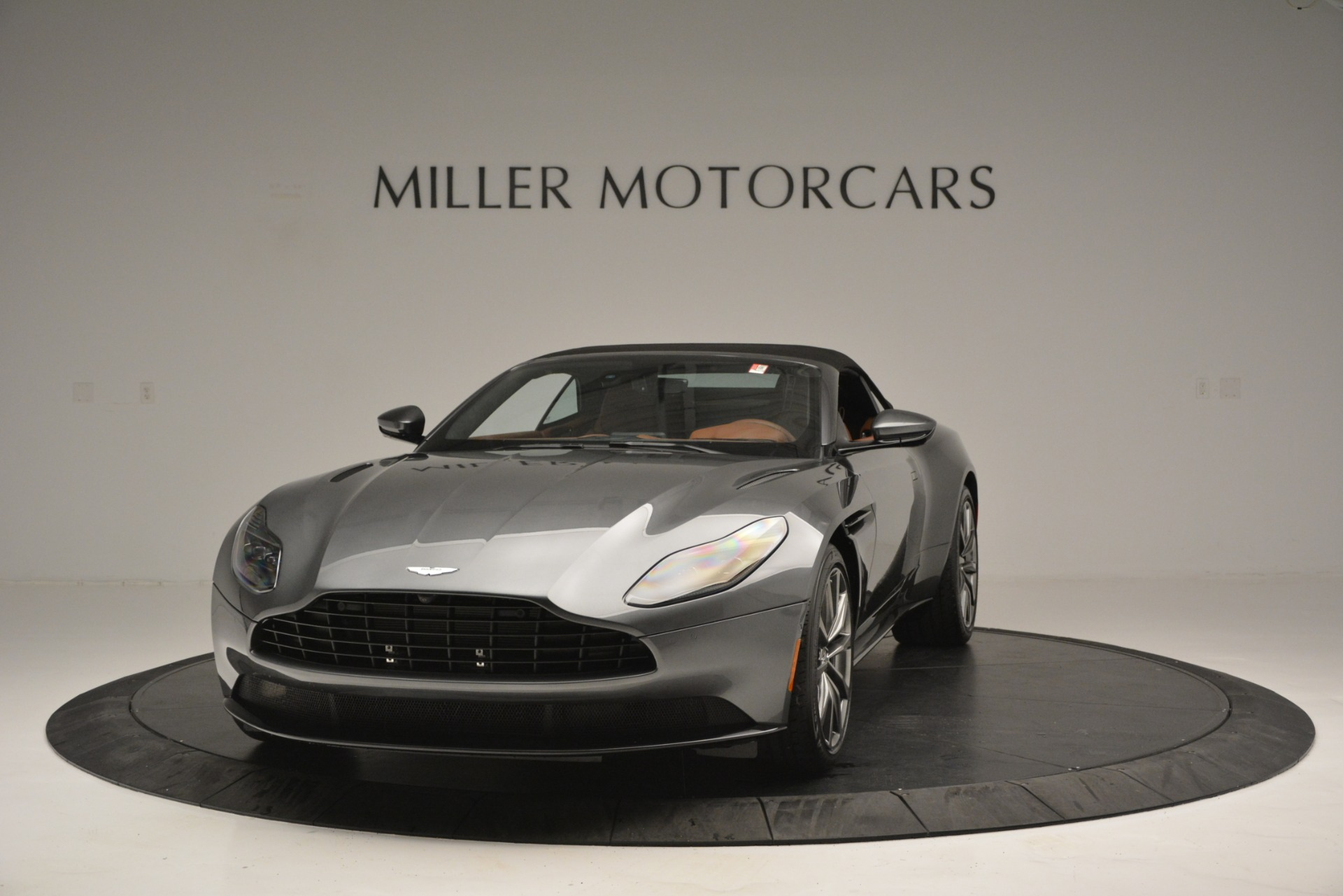 New 2019 Aston Martin DB11 V8 Convertible For Sale 249536 In Greenwich, CT