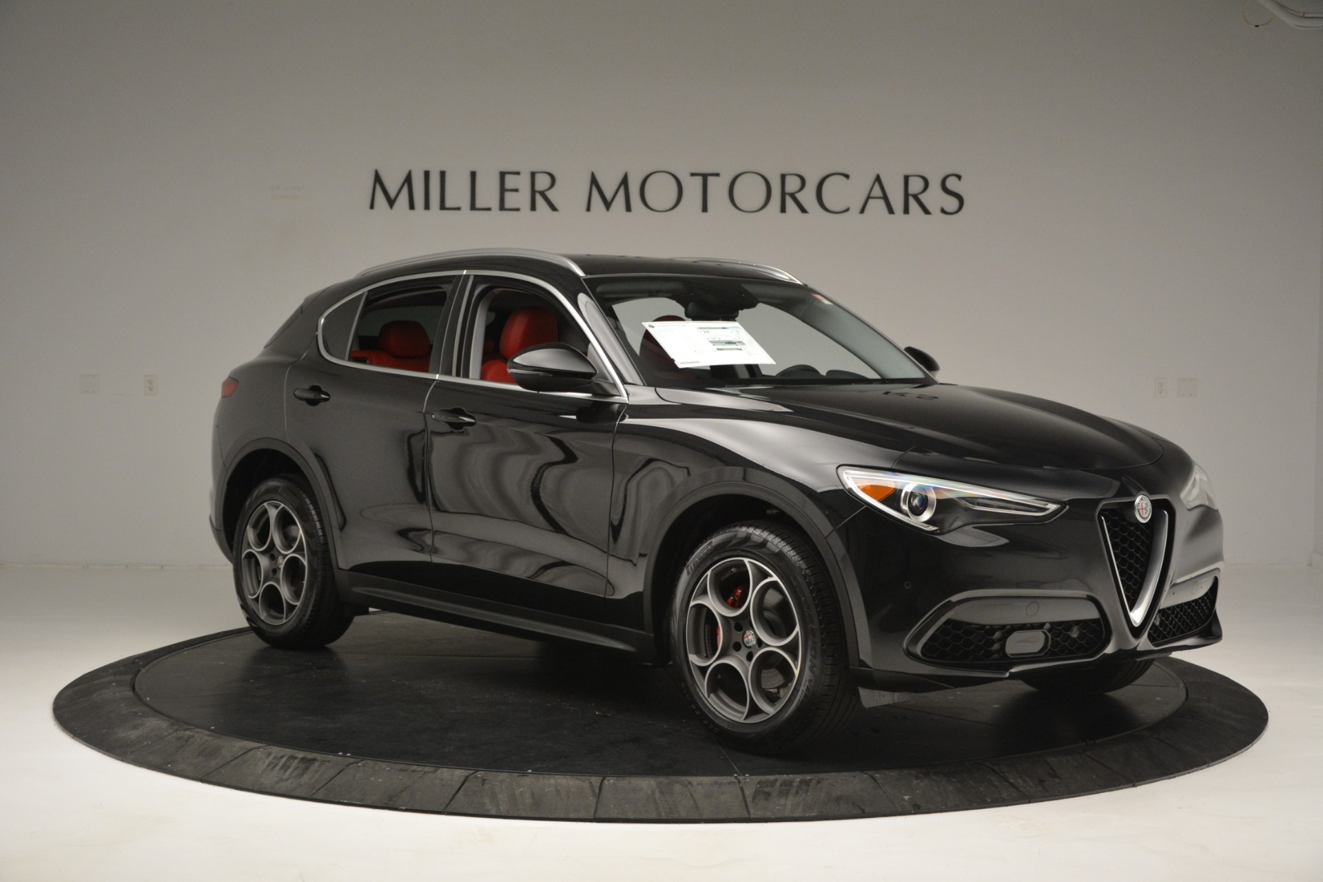 New 2019 Alfa Romeo Stelvio  For Sale 48490 In Greenwich, CT