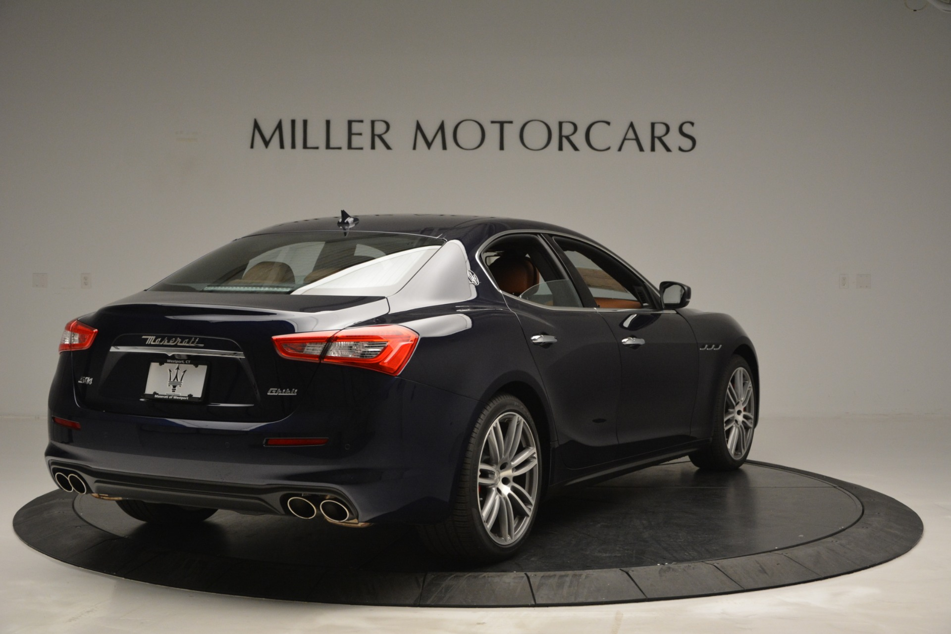 New 2019 Maserati Ghibli S Q4 For Sale 91350 In Greenwich, CT