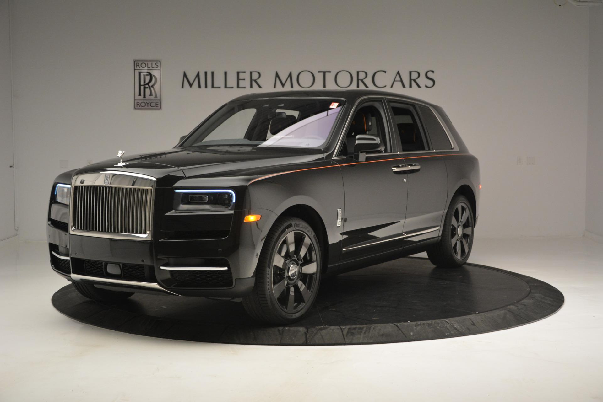 New 2019 Rolls-Royce Cullinan  For Sale 0 In Greenwich, CT