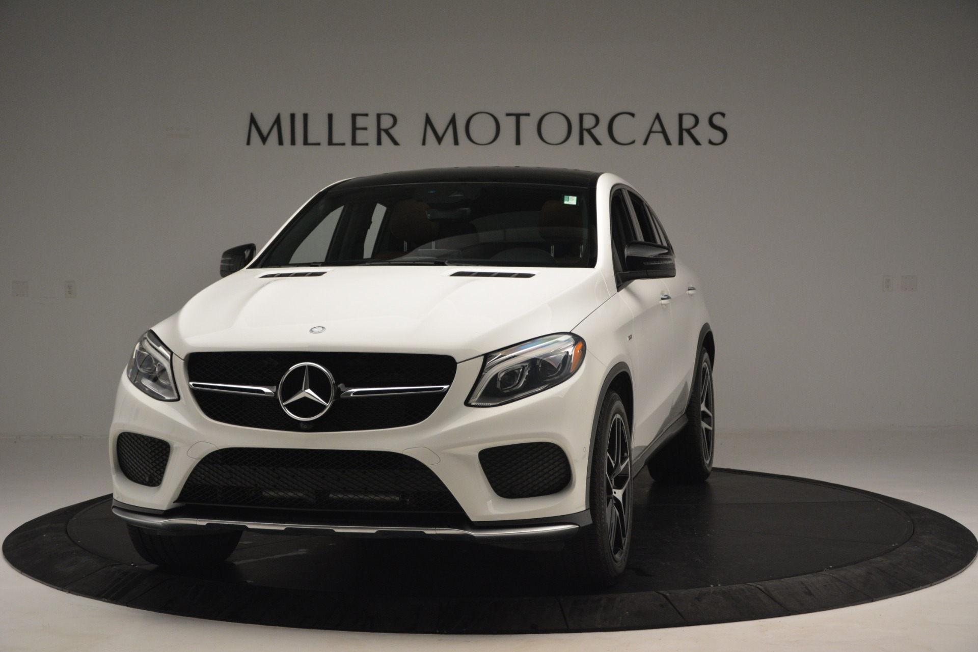Used 2016 Mercedes-Benz GLE 450 AMG Coupe 4MATIC For Sale 0 In Greenwich, CT
