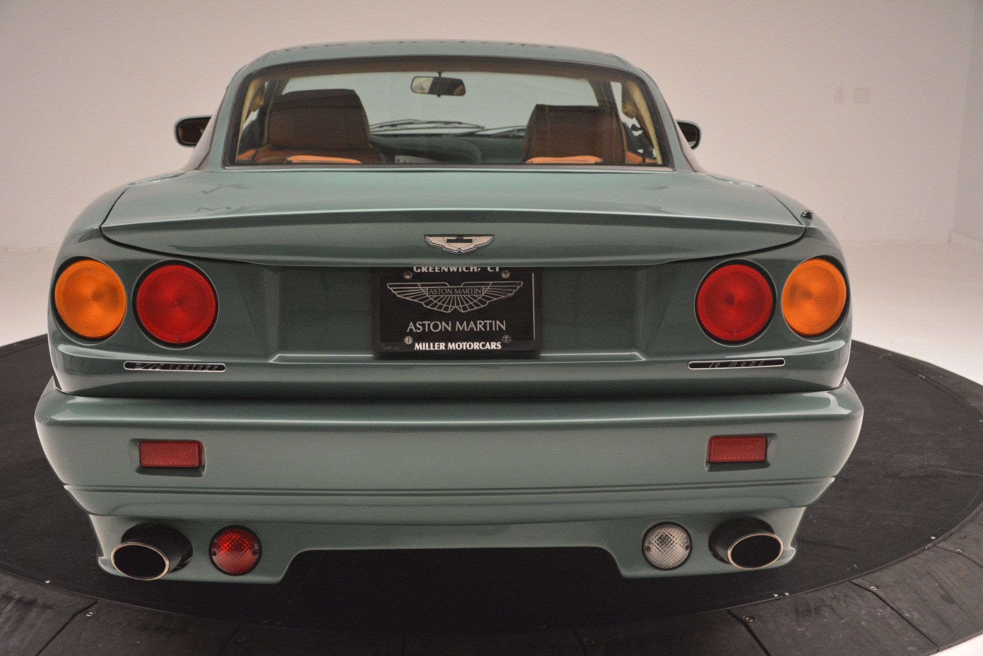 Used 1999 Aston Martin V8 Vantage Le Mans V600 Coupe For Sale 550000 In Greenwich, CT