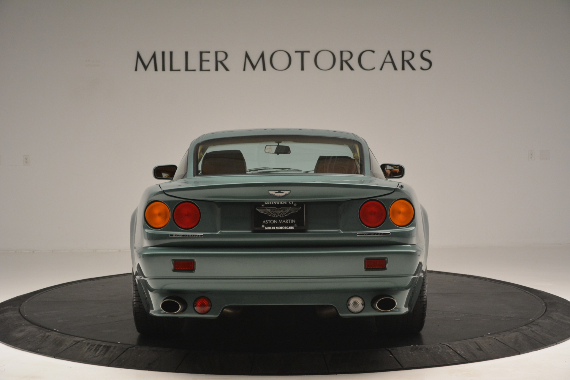 Used 1999 Aston Martin V8 Vantage Le Mans V600 Coupe For Sale 0 In Greenwich, CT