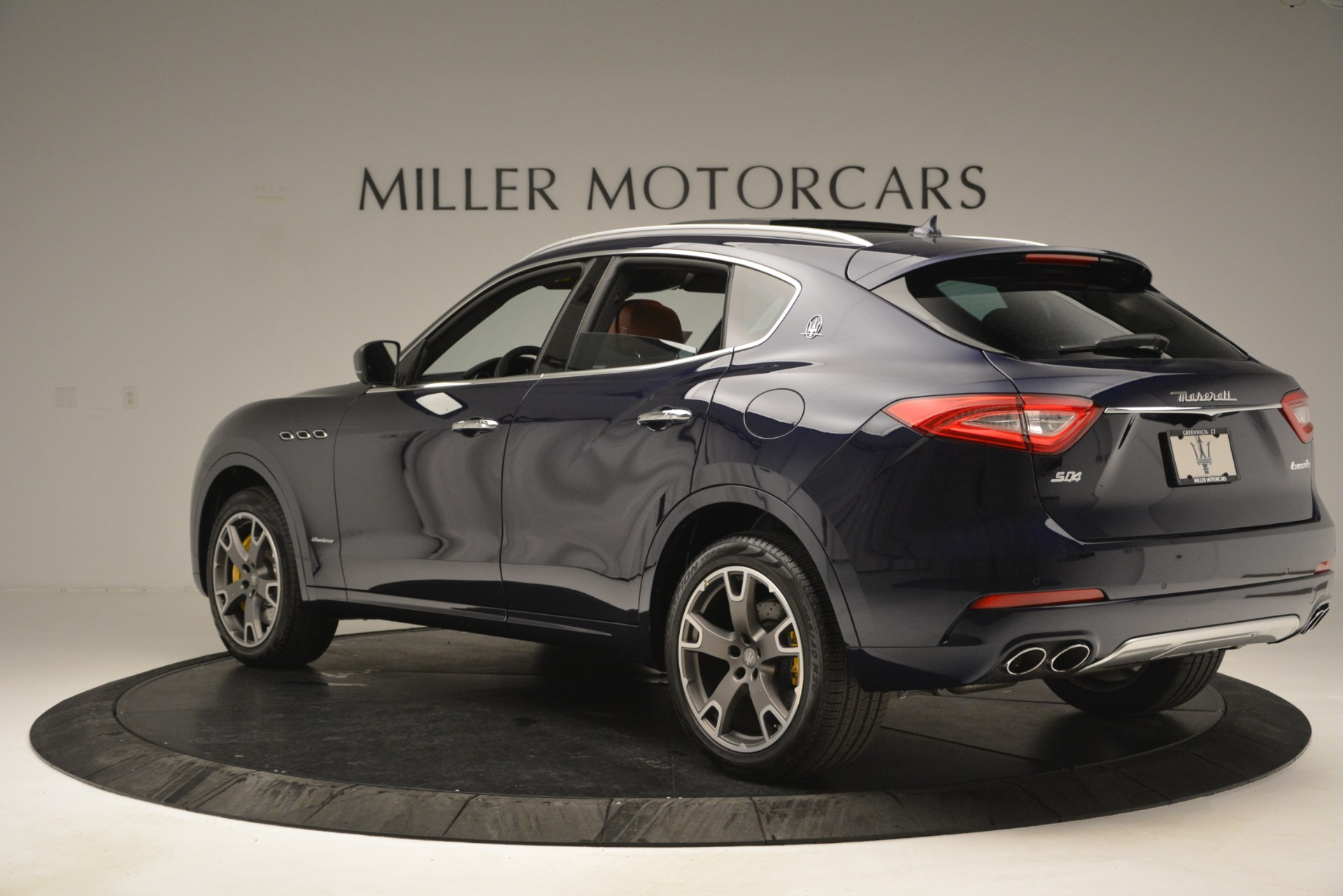 New 2019 Maserati Levante S Q4 GranLusso For Sale 0 In Greenwich, CT