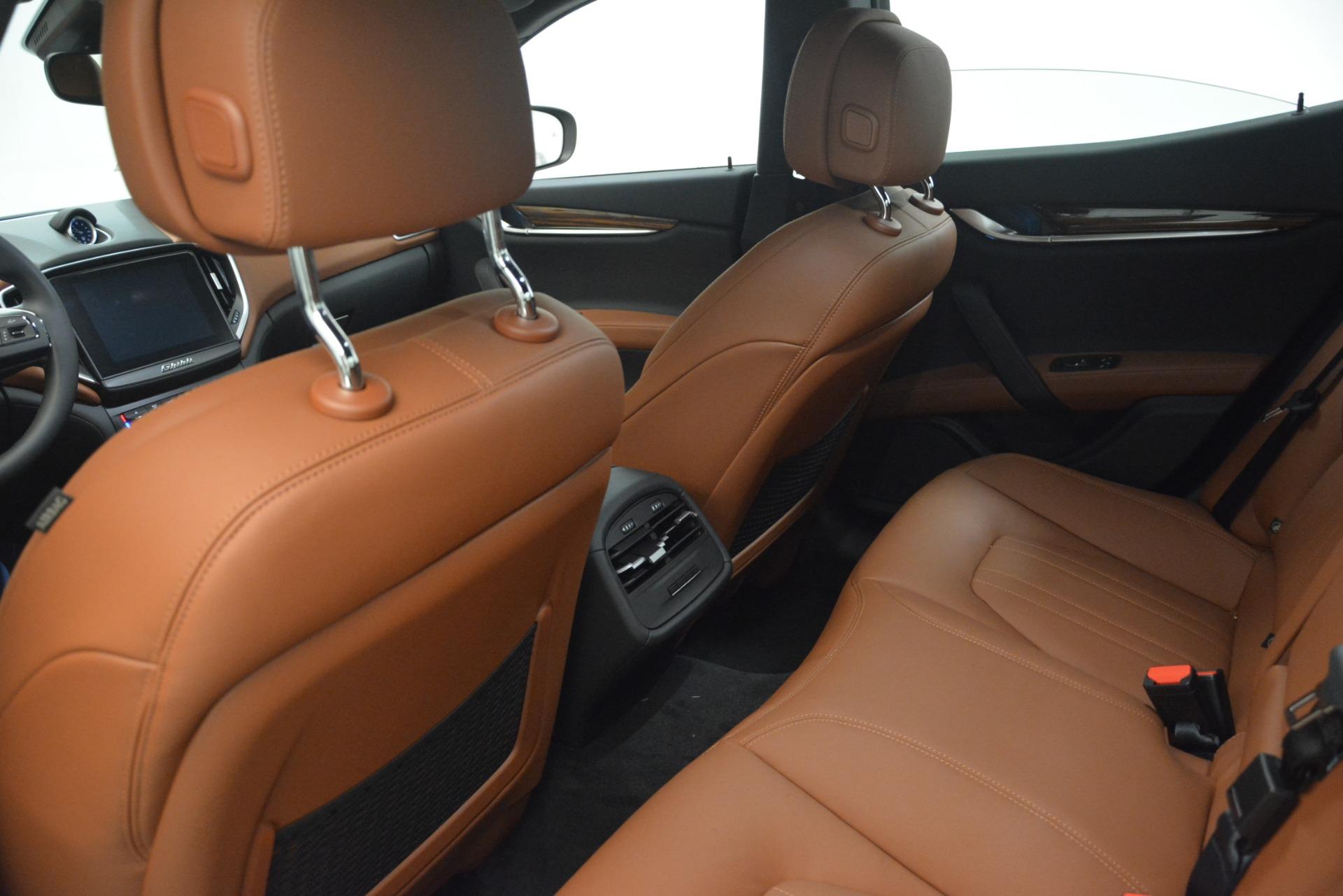 New 2019 Maserati Ghibli S Q4 For Sale 92365 In Greenwich, CT