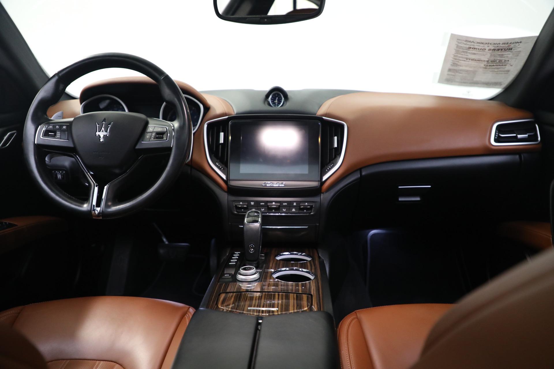 New 2019 Maserati Ghibli S Q4 GranLusso For Sale 0 In Greenwich, CT