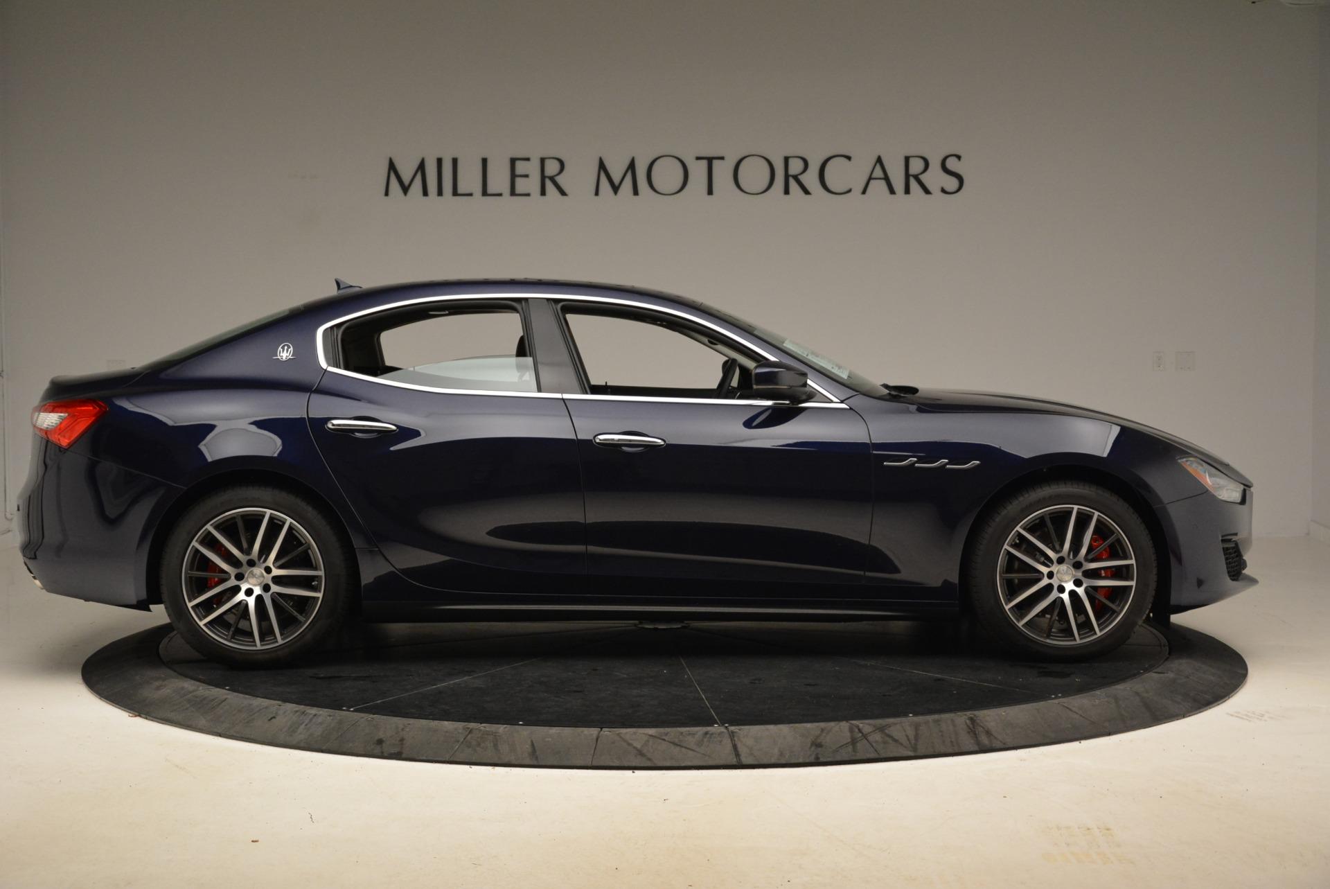 New 2019 Maserati Ghibli S Q4 For Sale 87370 In Greenwich, CT