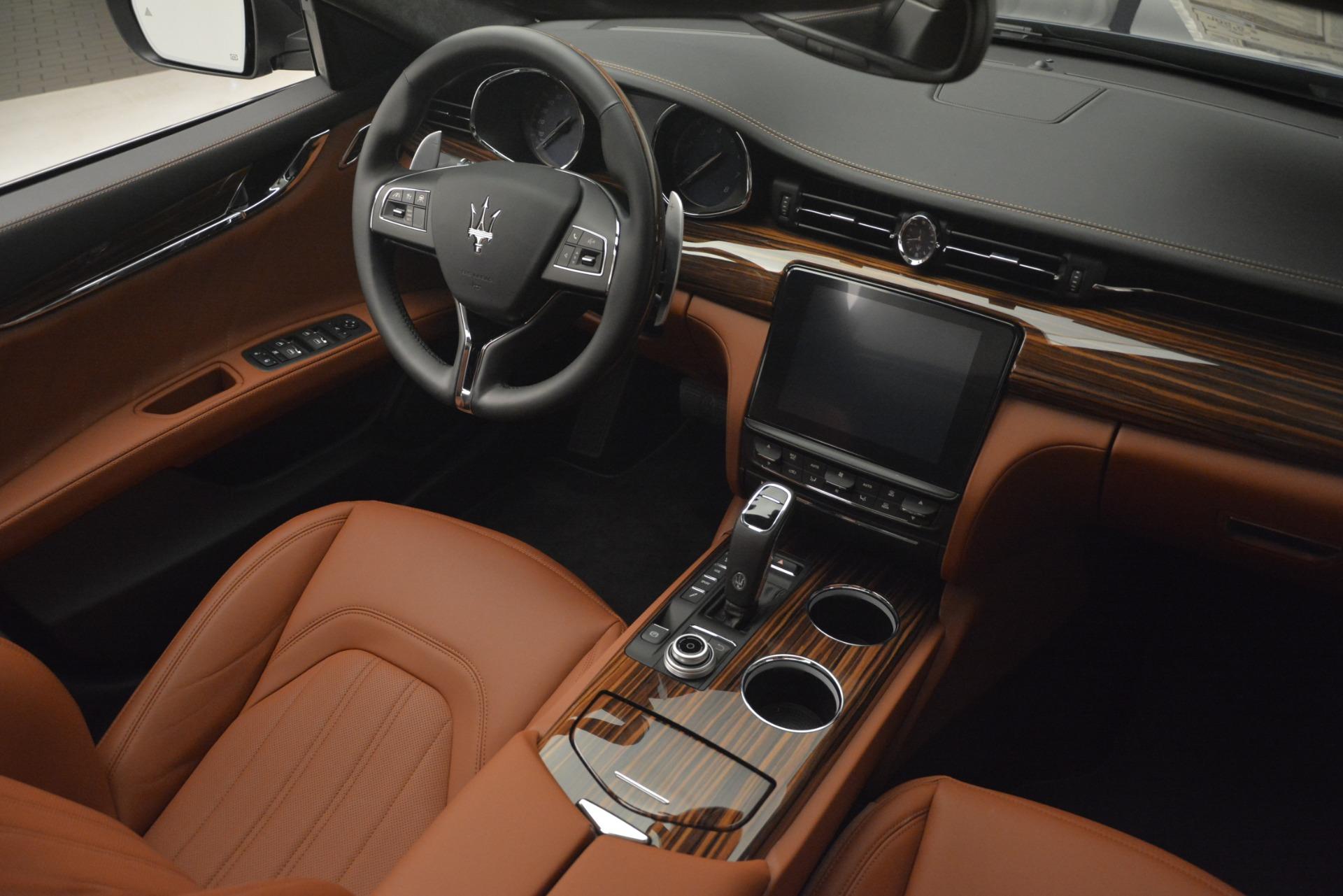 New 2019 Maserati Quattroporte S Q4 GranLusso For Sale 0 In Greenwich, CT