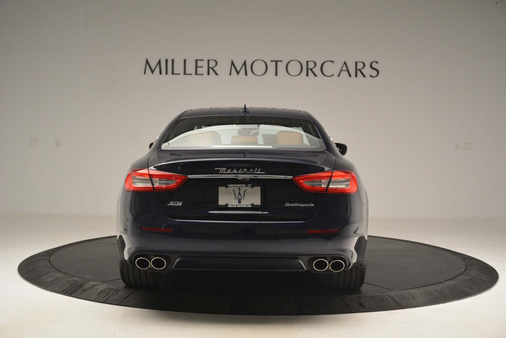 New 2019 Maserati Quattroporte S Q4 GranLusso For Sale 125245 In Greenwich, CT