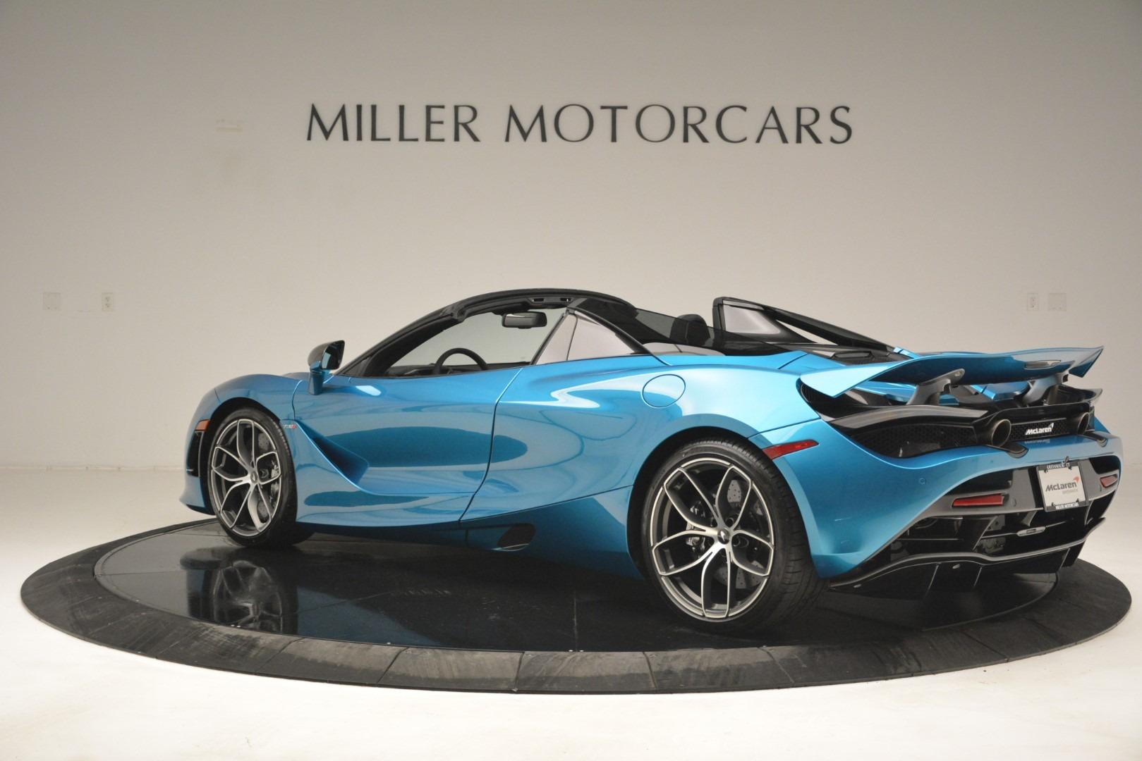 New 2019 McLaren 720S Spider For Sale 0 In Greenwich, CT