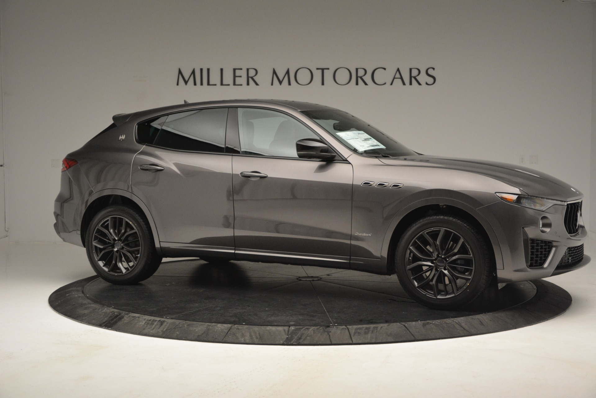 New 2019 Maserati Levante Q4 GranSport For Sale 94010 In Greenwich, CT
