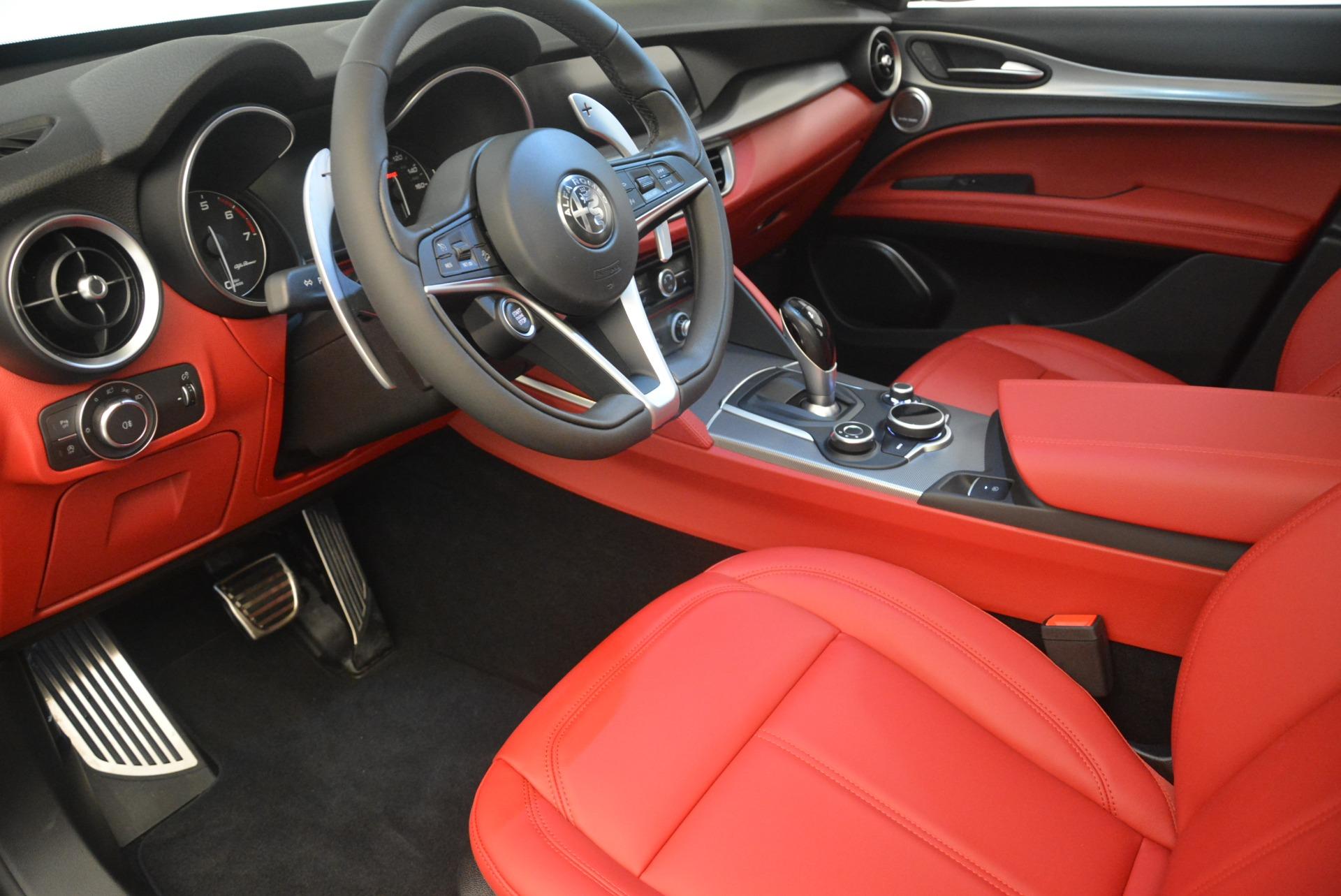 New 2019 Alfa Romeo Stelvio Sport Q4 For Sale 0 In Greenwich, CT