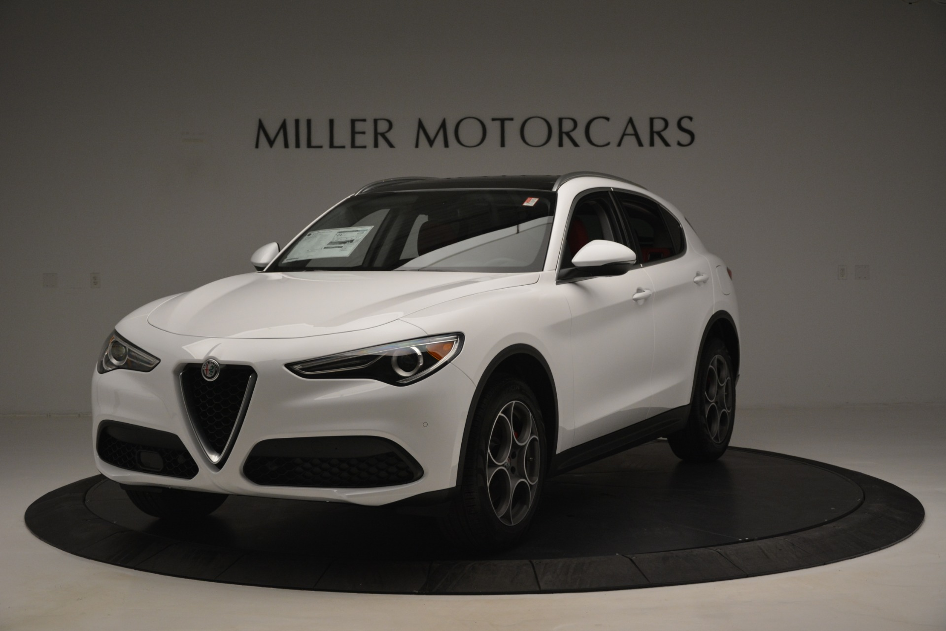 New 2019 Alfa Romeo Stelvio Q4 For Sale 47890 In Greenwich, CT