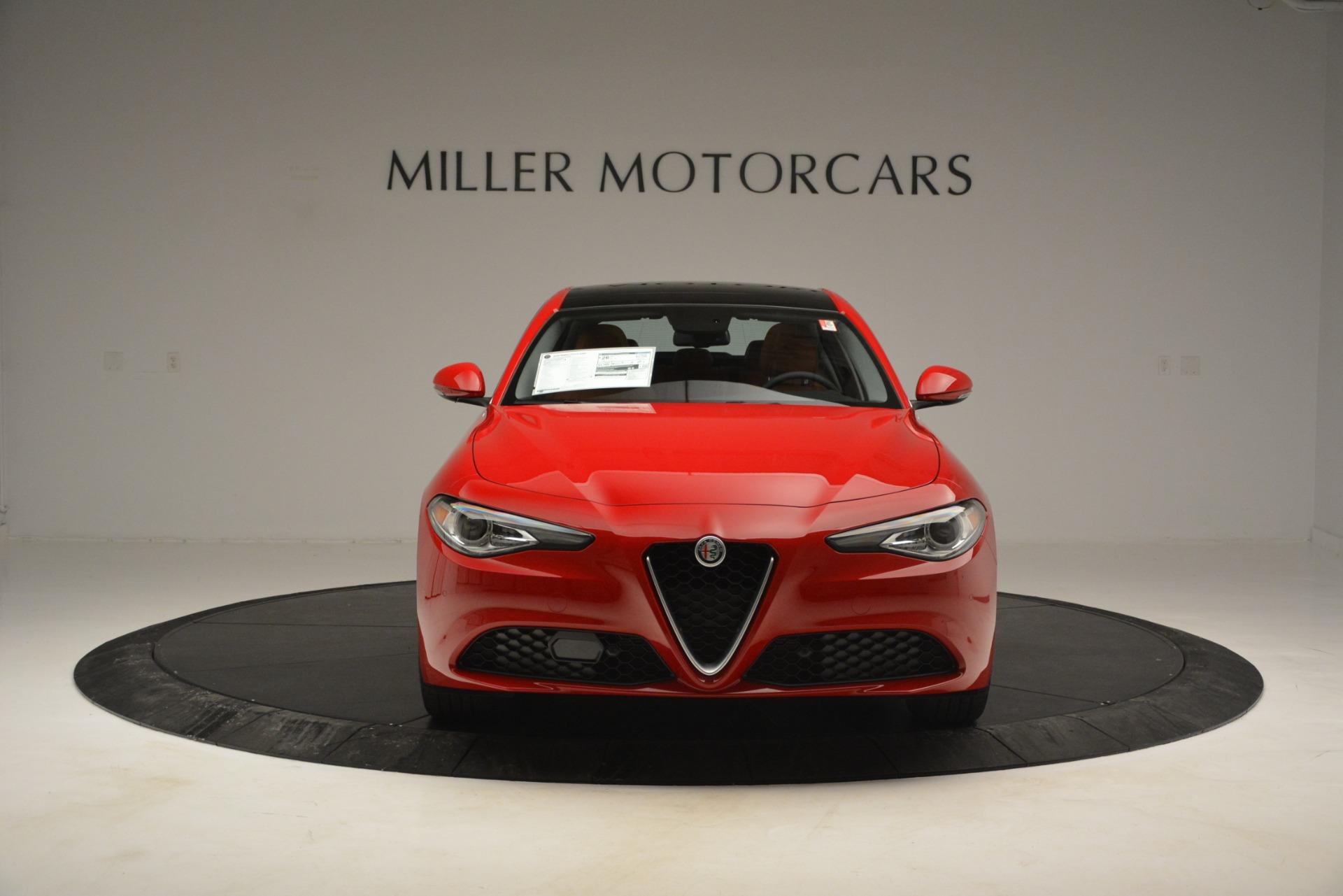 New 2019 Alfa Romeo Giulia Q4 For Sale 45890 In Greenwich, CT