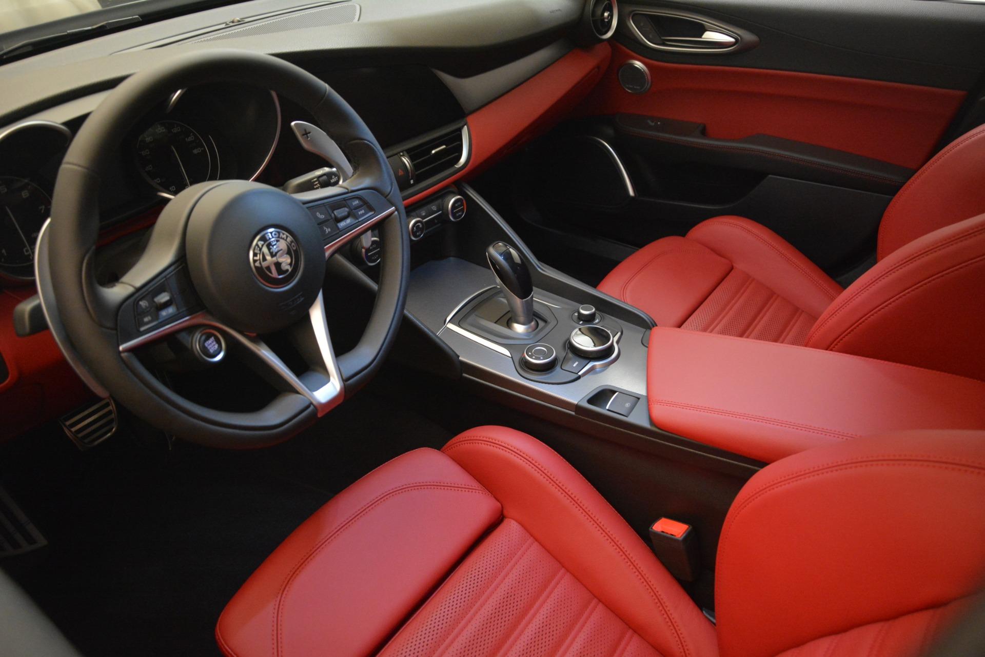 New 2019 Alfa Romeo Giulia Ti Sport Q4 For Sale 52840 In Greenwich, CT