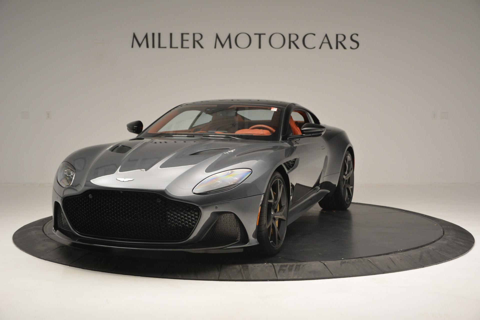 New 2019 Aston Martin DBS Superleggera For Sale 360711 In Greenwich, CT