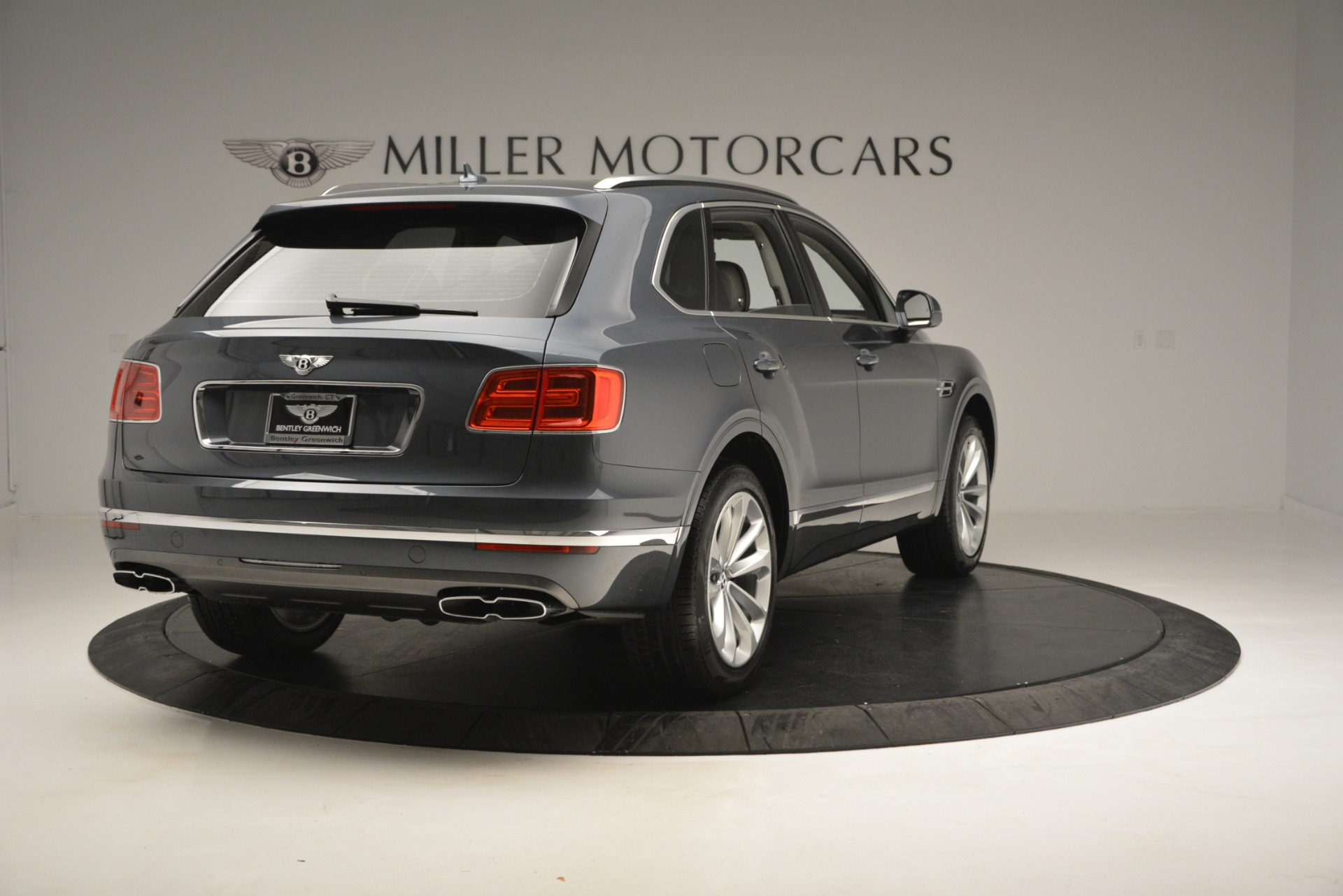 Used 2019 Bentley Bentayga V8 For Sale 185355 In Greenwich, CT
