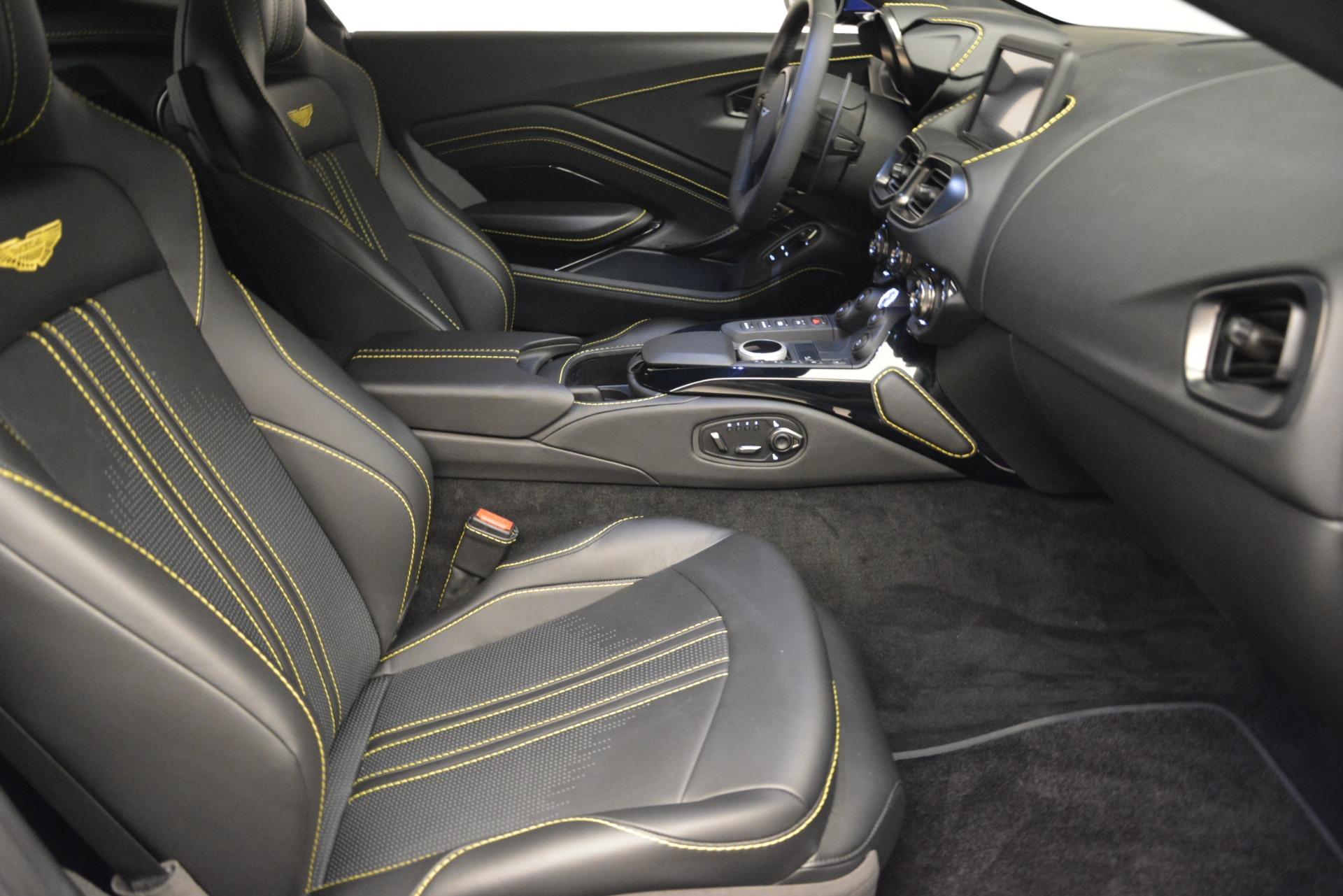 New 2019 Aston Martin Vantage  For Sale 195694 In Greenwich, CT