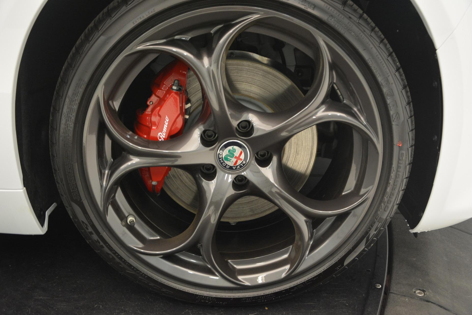 New 2019 Alfa Romeo Giulia Ti Sport Q4 For Sale 51090 In Greenwich, CT