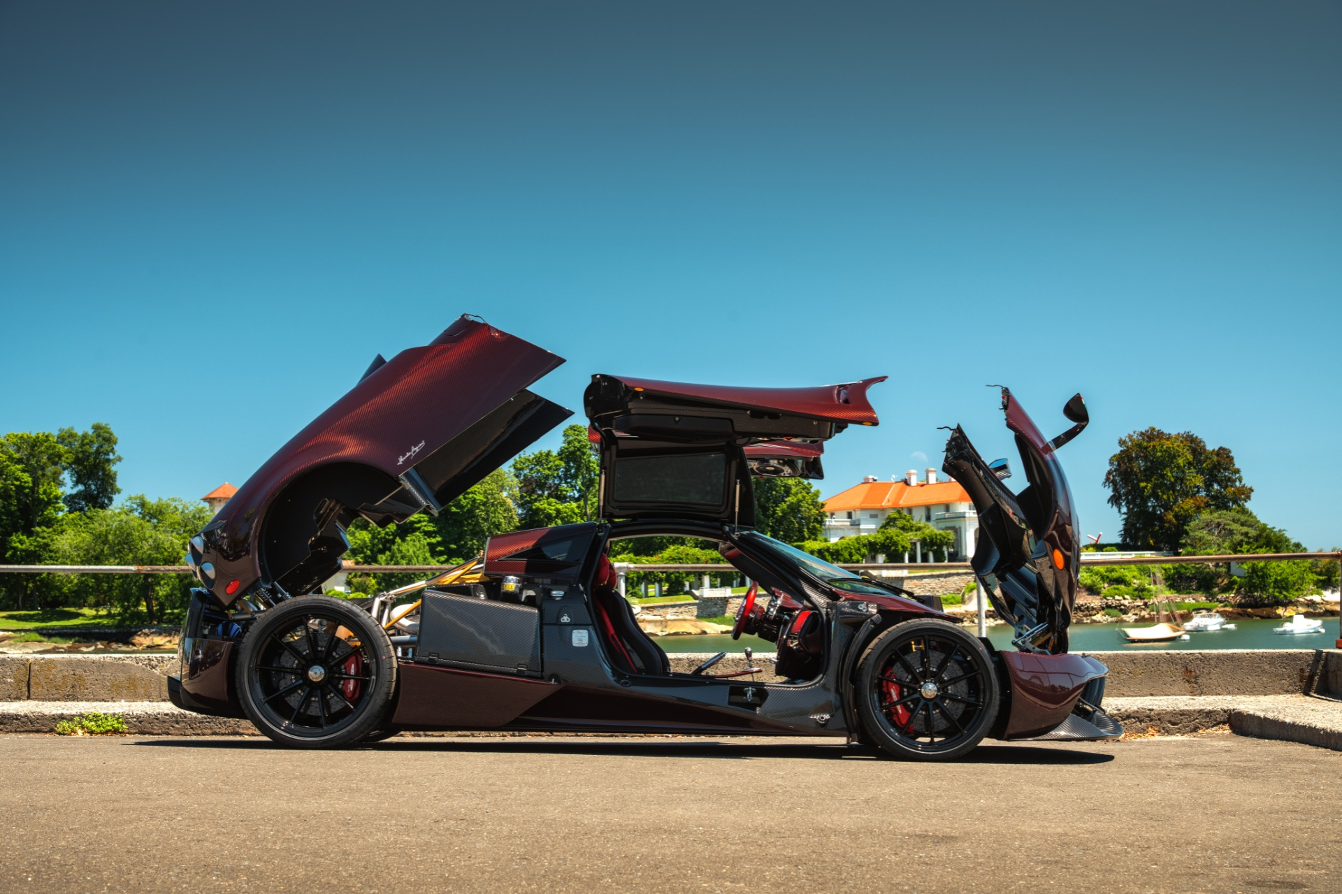 Used 2014 Pagani Huayra Tempesta For Sale 0 In Greenwich, CT