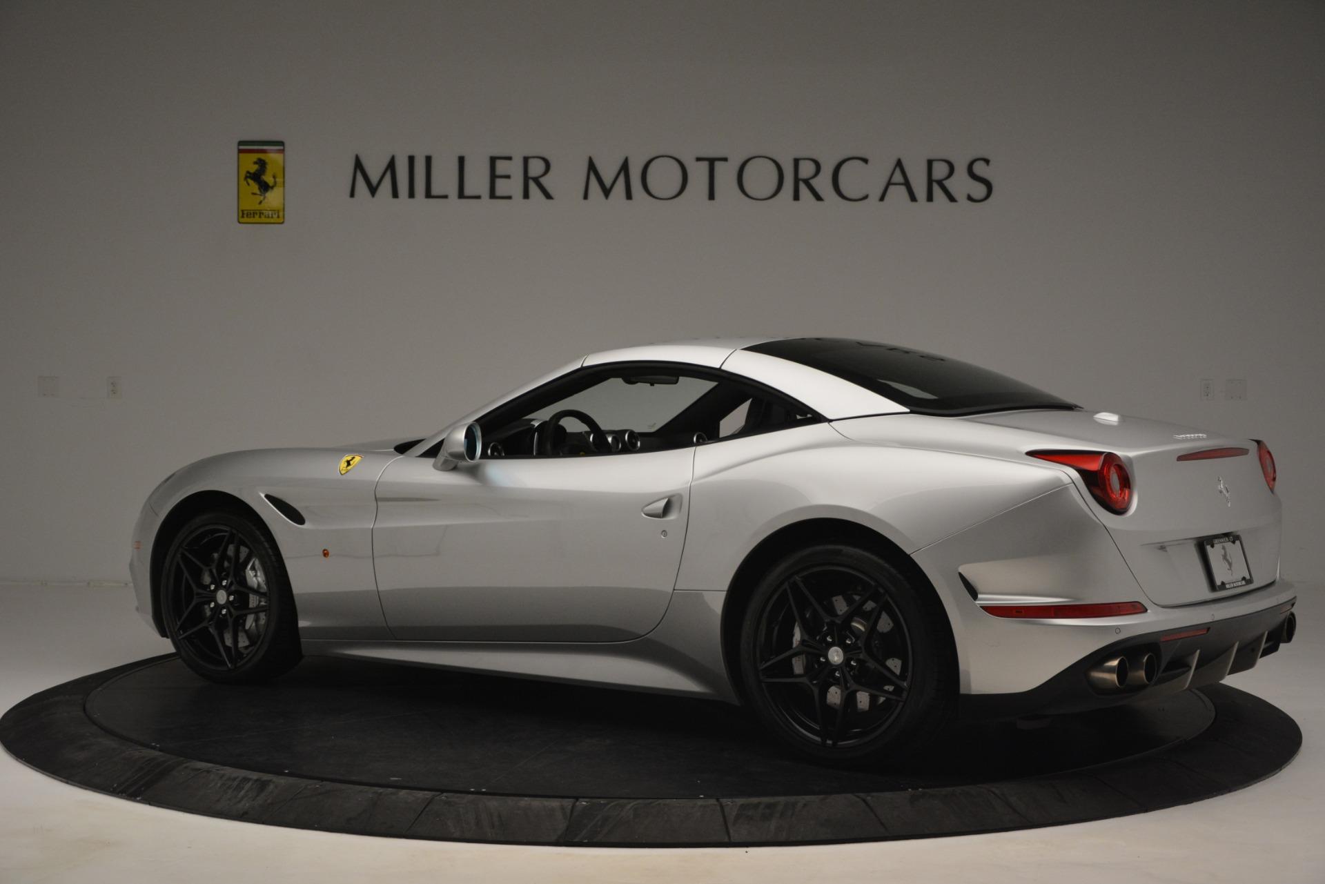 Used 2015 Ferrari California T  For Sale 145900 In Greenwich, CT