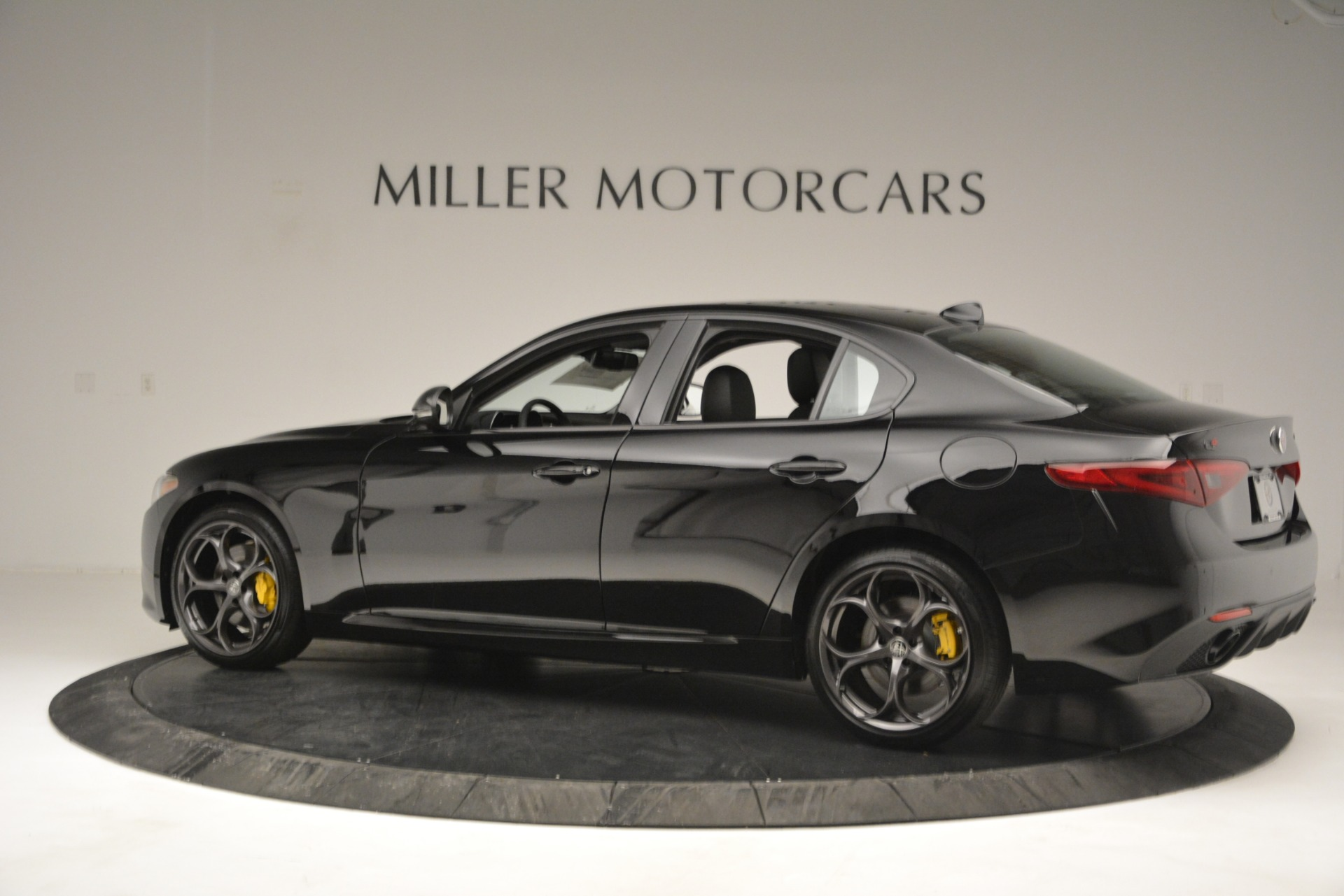 New 2019 Alfa Romeo Giulia Ti Q4 For Sale 46590 In Greenwich, CT