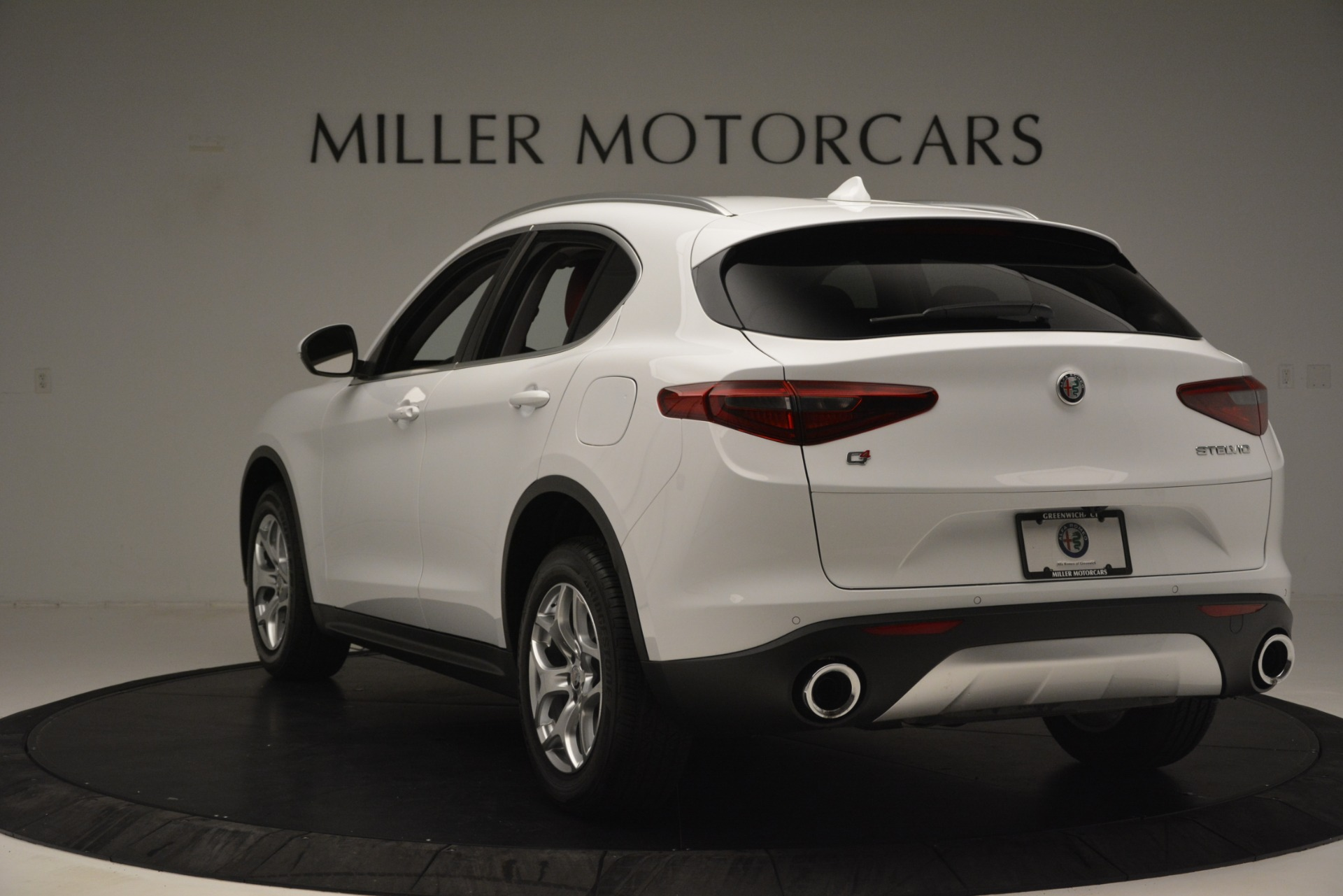 New 2019 Alfa Romeo Stelvio Q4 For Sale 0 In Greenwich, CT