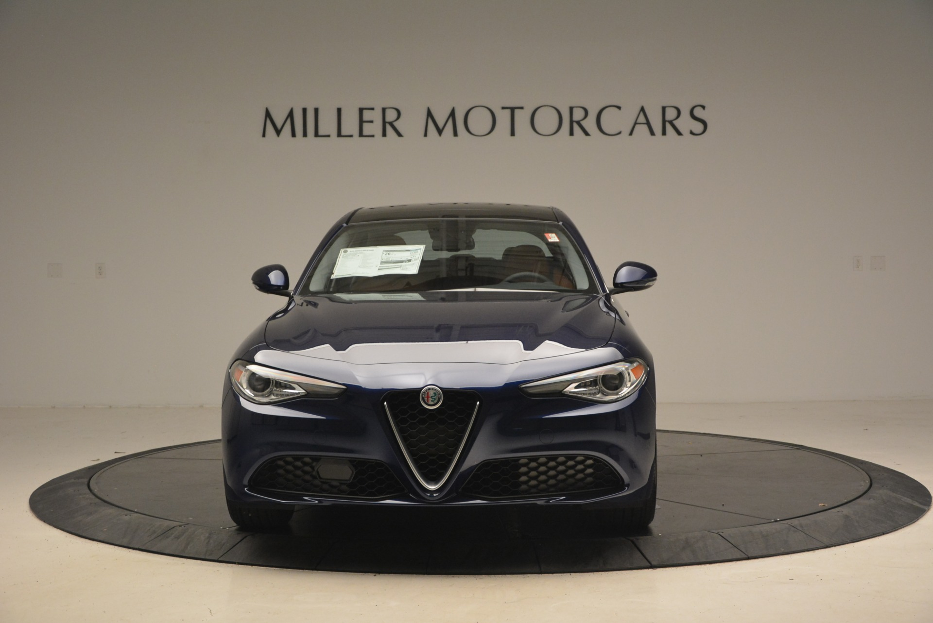 New 2019 Alfa Romeo Giulia Q4 For Sale 45640 In Greenwich, CT