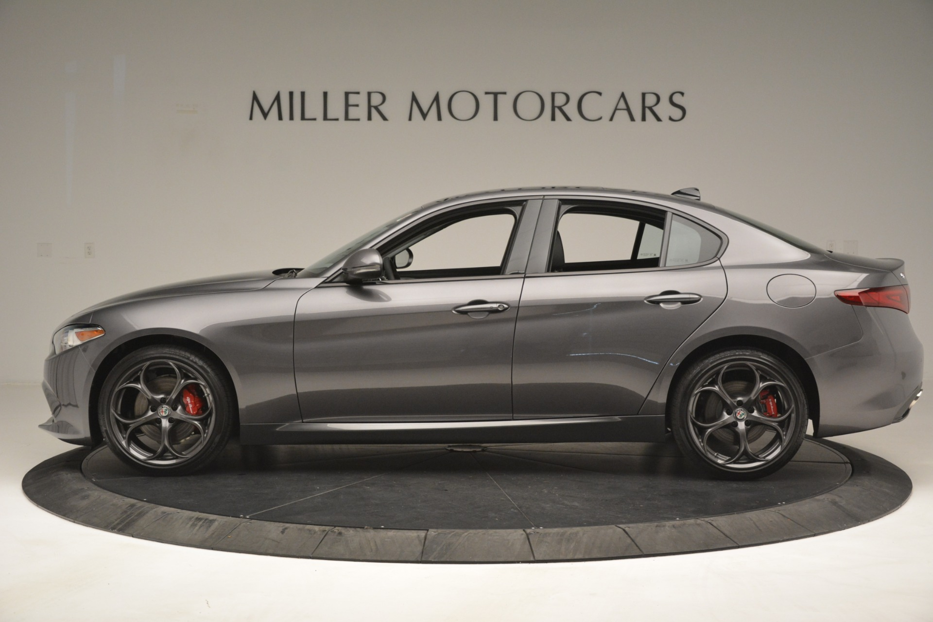 New 2019 Alfa Romeo Giulia Ti Sport Q4 For Sale 52040 In Greenwich, CT