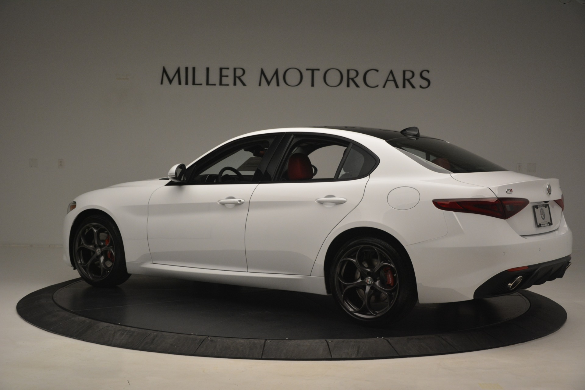 New 2019 Alfa Romeo Giulia Ti Sport Q4 For Sale 50540 In Greenwich, CT