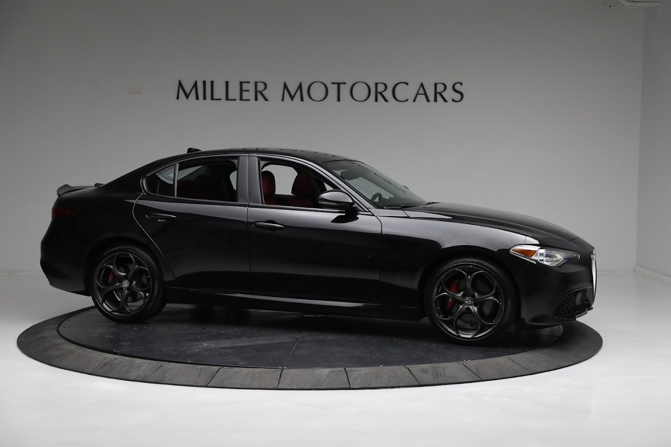 New 2019 Alfa Romeo Giulia Ti Sport Q4 For Sale 53990 In Greenwich, CT
