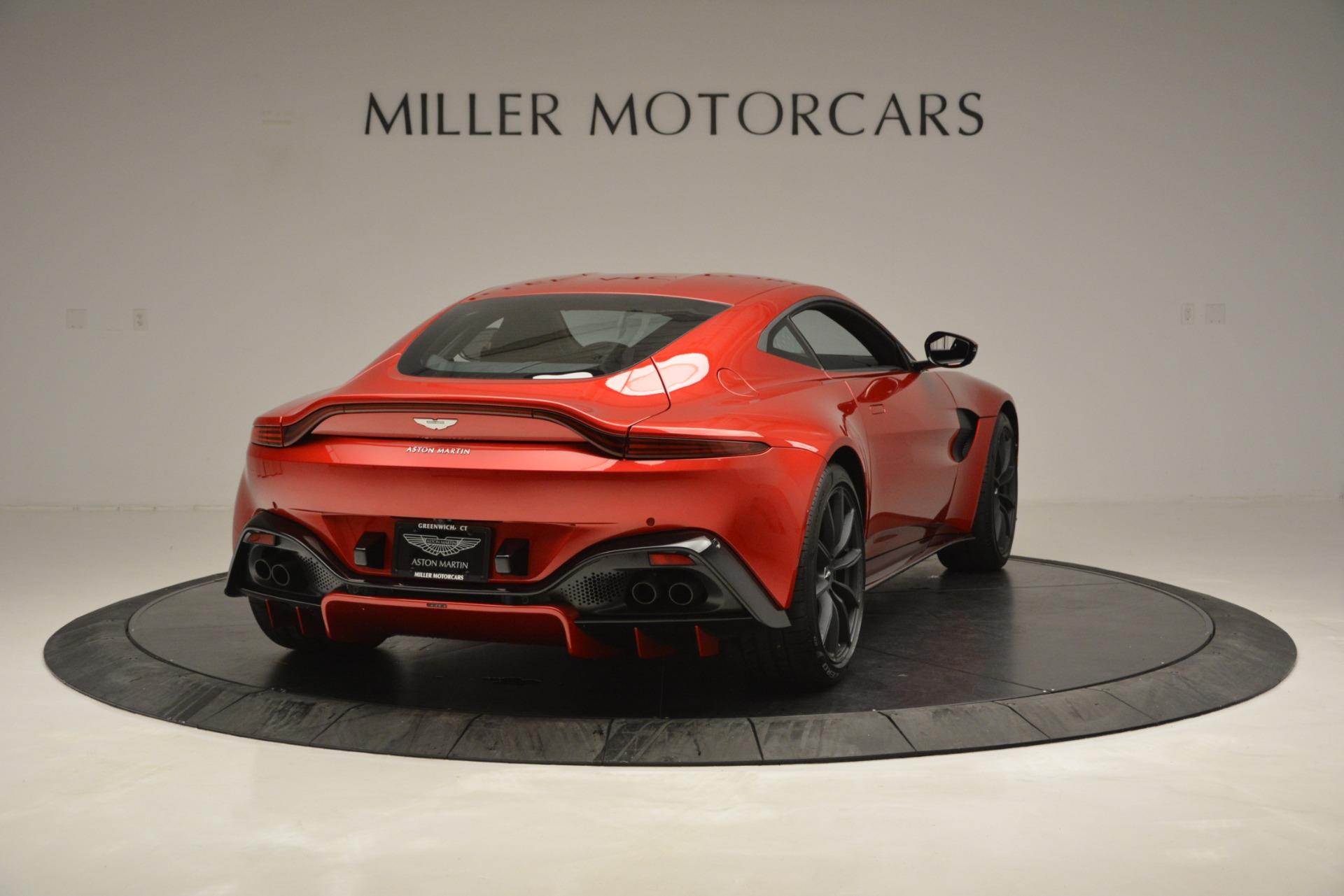 New 2019 Aston Martin Vantage  For Sale 0 In Greenwich, CT