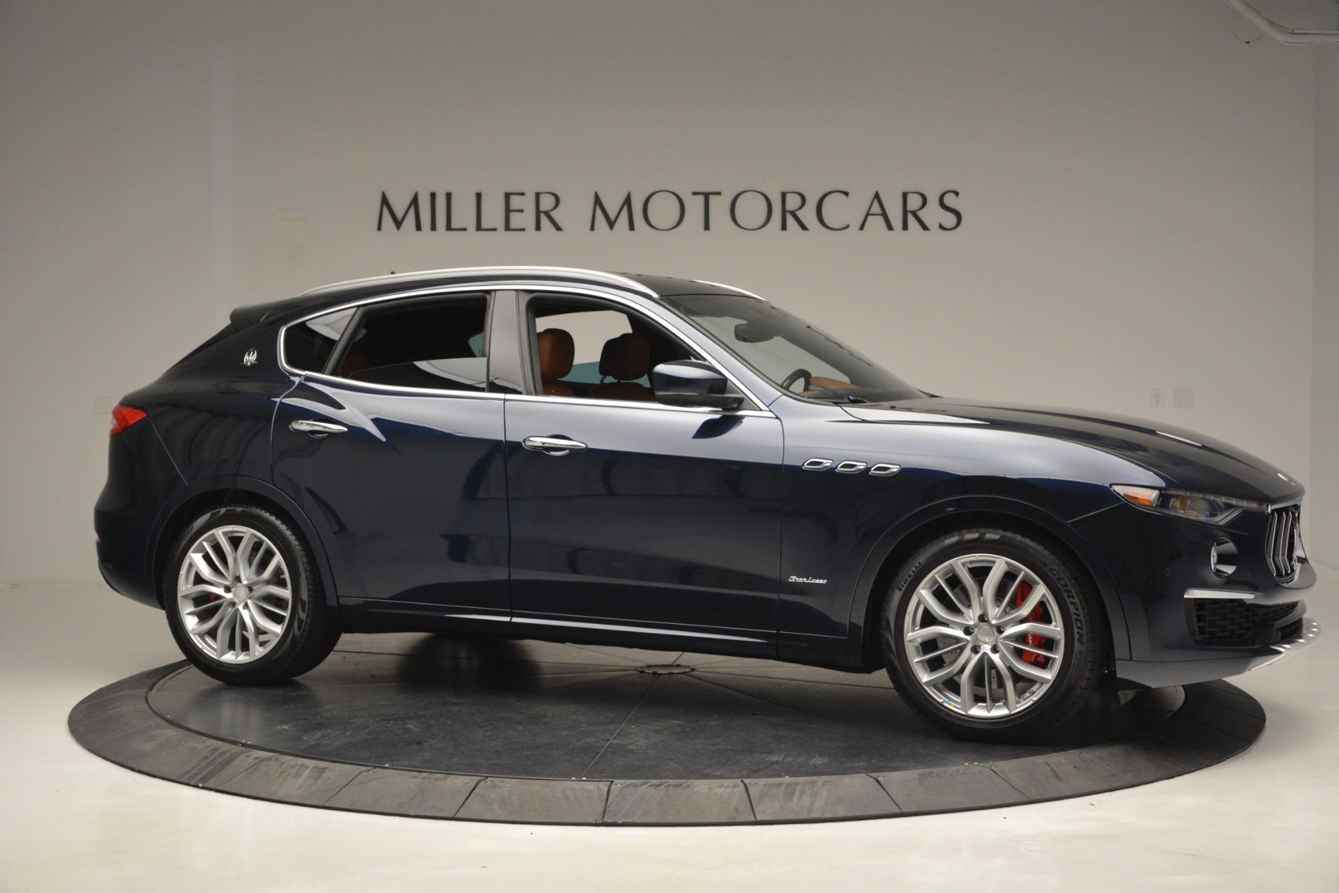 New 2019 Maserati Levante S Q4 GranLusso For Sale 101535 In Greenwich, CT