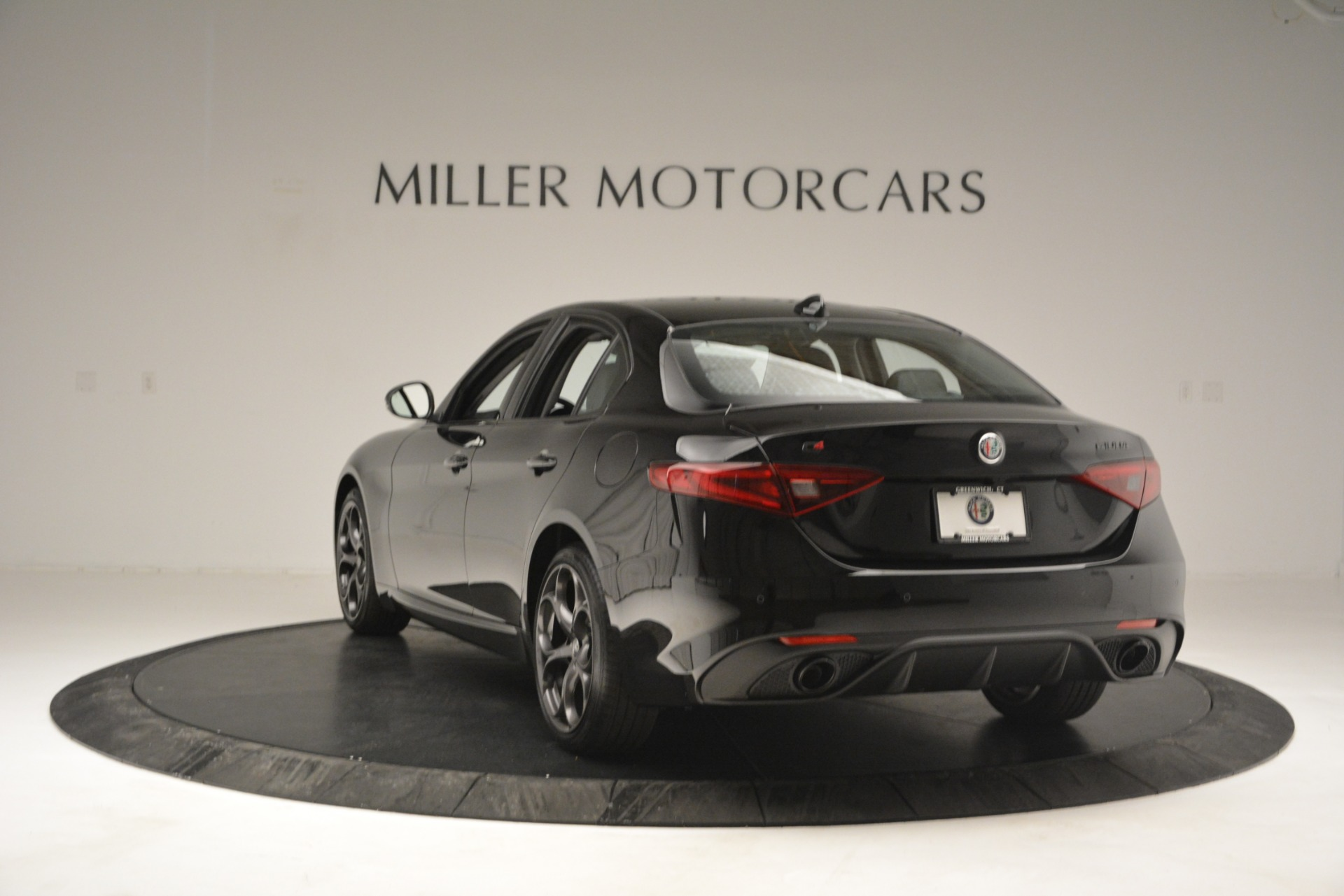 New 2019 Alfa Romeo Giulia Sport Q4 For Sale 0 In Greenwich, CT