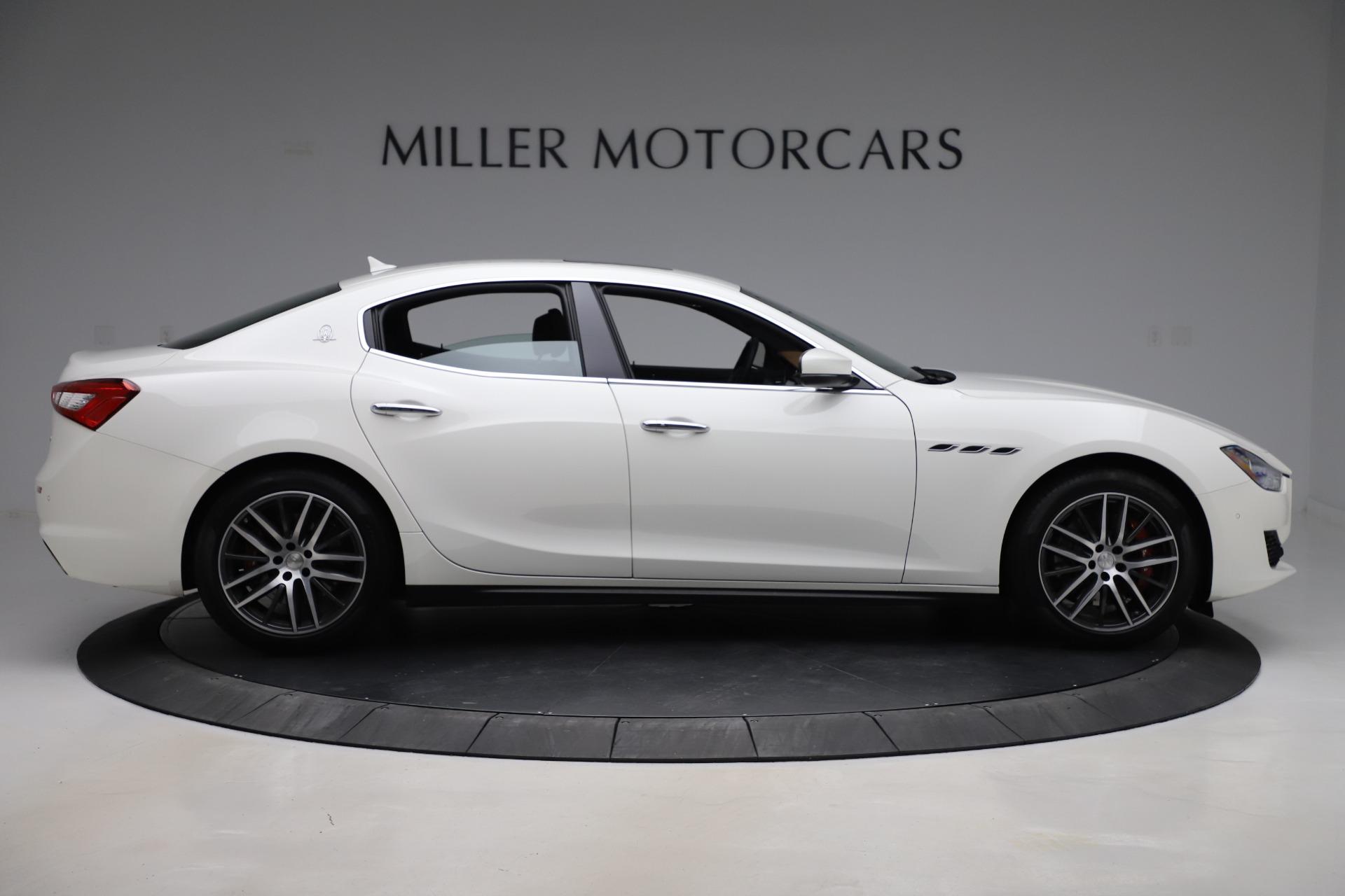 New 2019 Maserati Ghibli S Q4 For Sale 84865 In Greenwich, CT