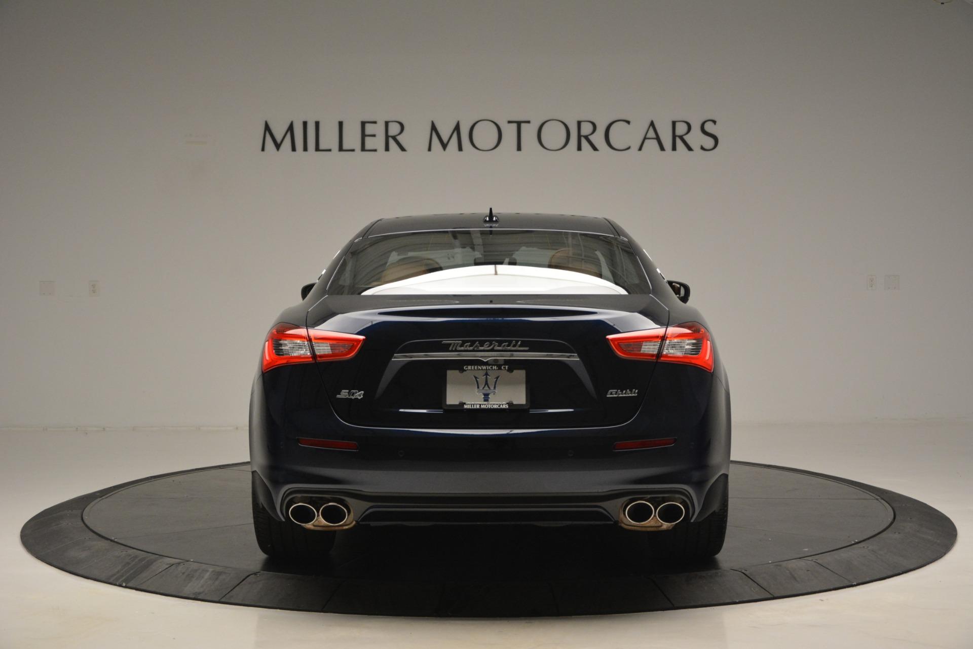New 2019 Maserati Ghibli S Q4 GranLusso For Sale 97705 In Greenwich, CT
