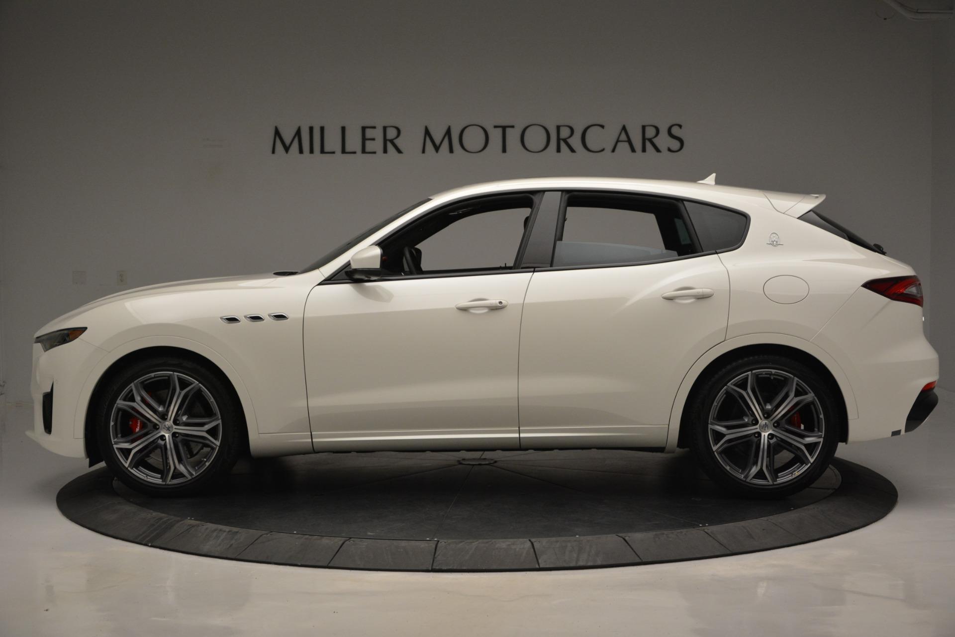 New 2019 Maserati Levante GTS For Sale 130910 In Greenwich, CT