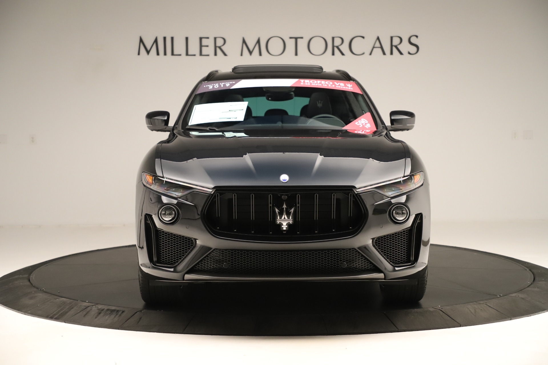 New 2019 Maserati Levante Trofeo For Sale 171475 In Greenwich, CT