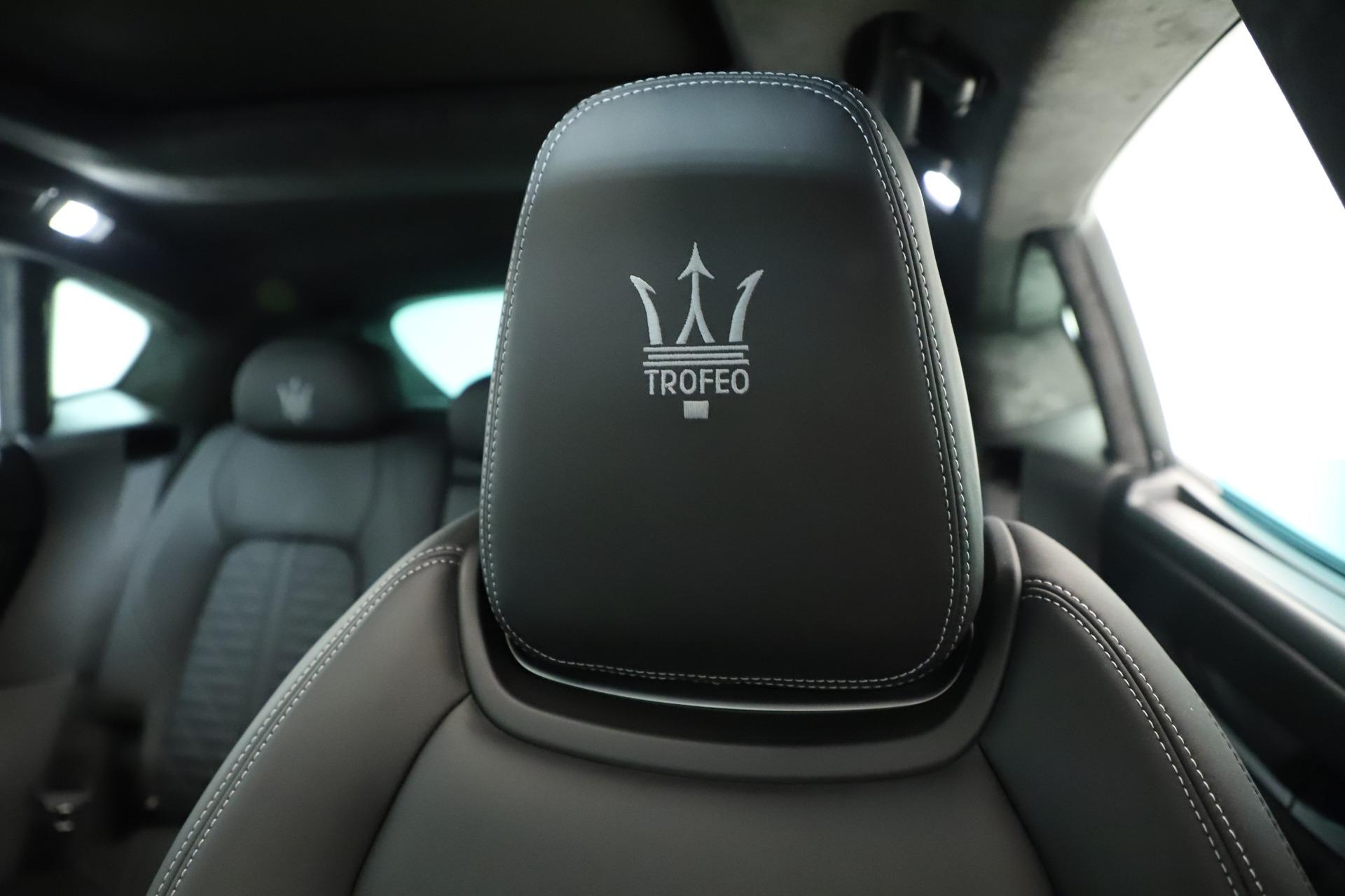 New 2019 Maserati Levante Trofeo For Sale 171475 In Greenwich, CT