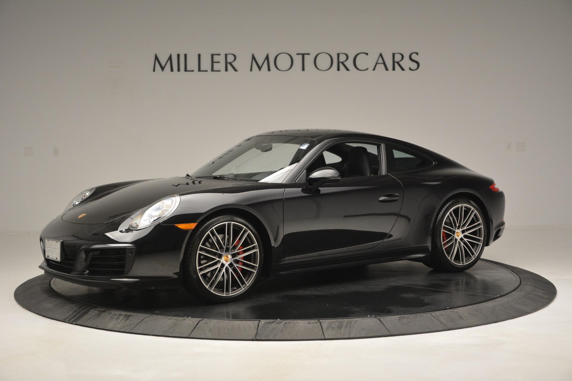 Used 2017 Porsche 911 Carrera 4S For Sale 0 In Greenwich, CT